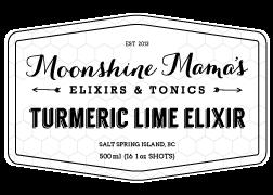 Regular Turmeric Lime Elixir