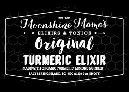 Original Turmeric Elixir (Organic Line)