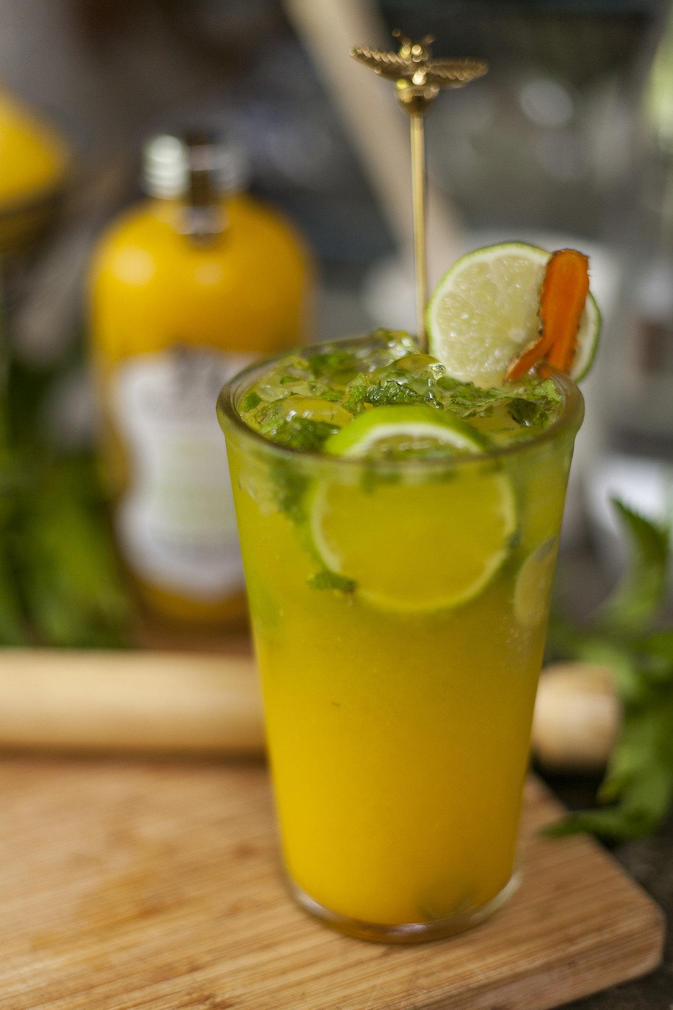 Turmeric Lime Mint Mama