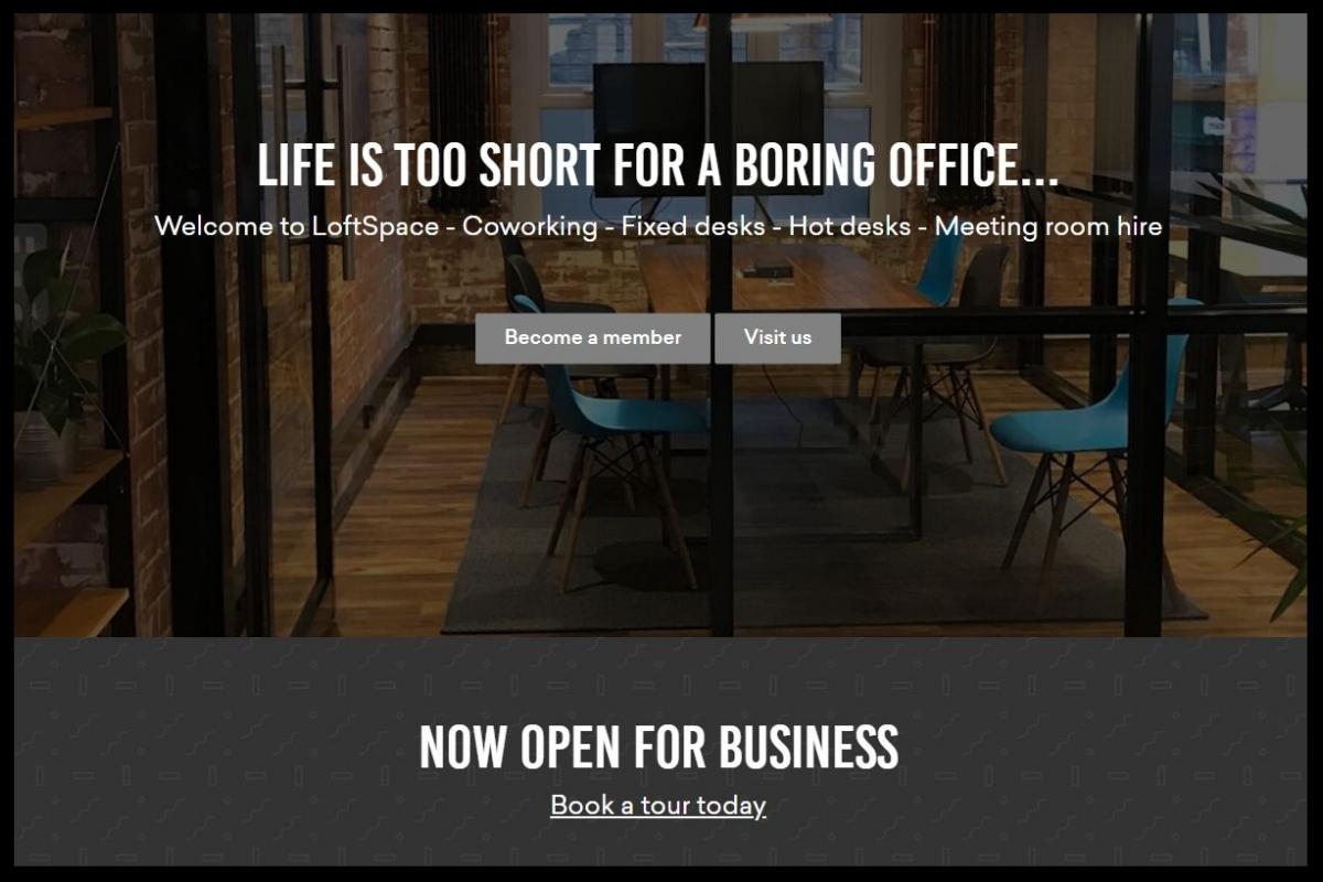 LoftSpace  is open to freelancers and offers various levels of memberships. day rate for drop-ins welcome.  Type:  Owner Managed Coworking Space  Quick Contact:  +44 (0)77 0339 1458  Contact Page