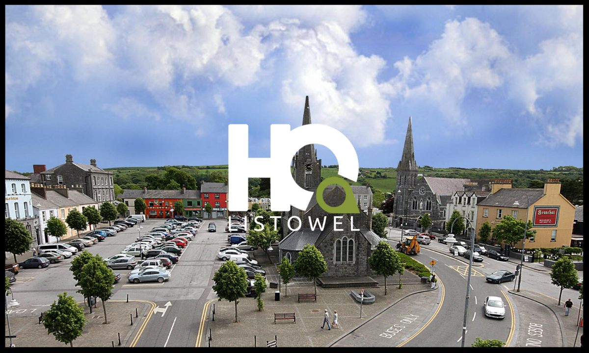HQ Listowel  a place to meet and work alongside other like-minded people. Opening in September 2018  .  coworking spaces for productive, creative and collaborative people. For sole-traders, remote workers and growing businesses.  Quick Contact: + 353 (0)86 816 2105 Info@hqtralee.com