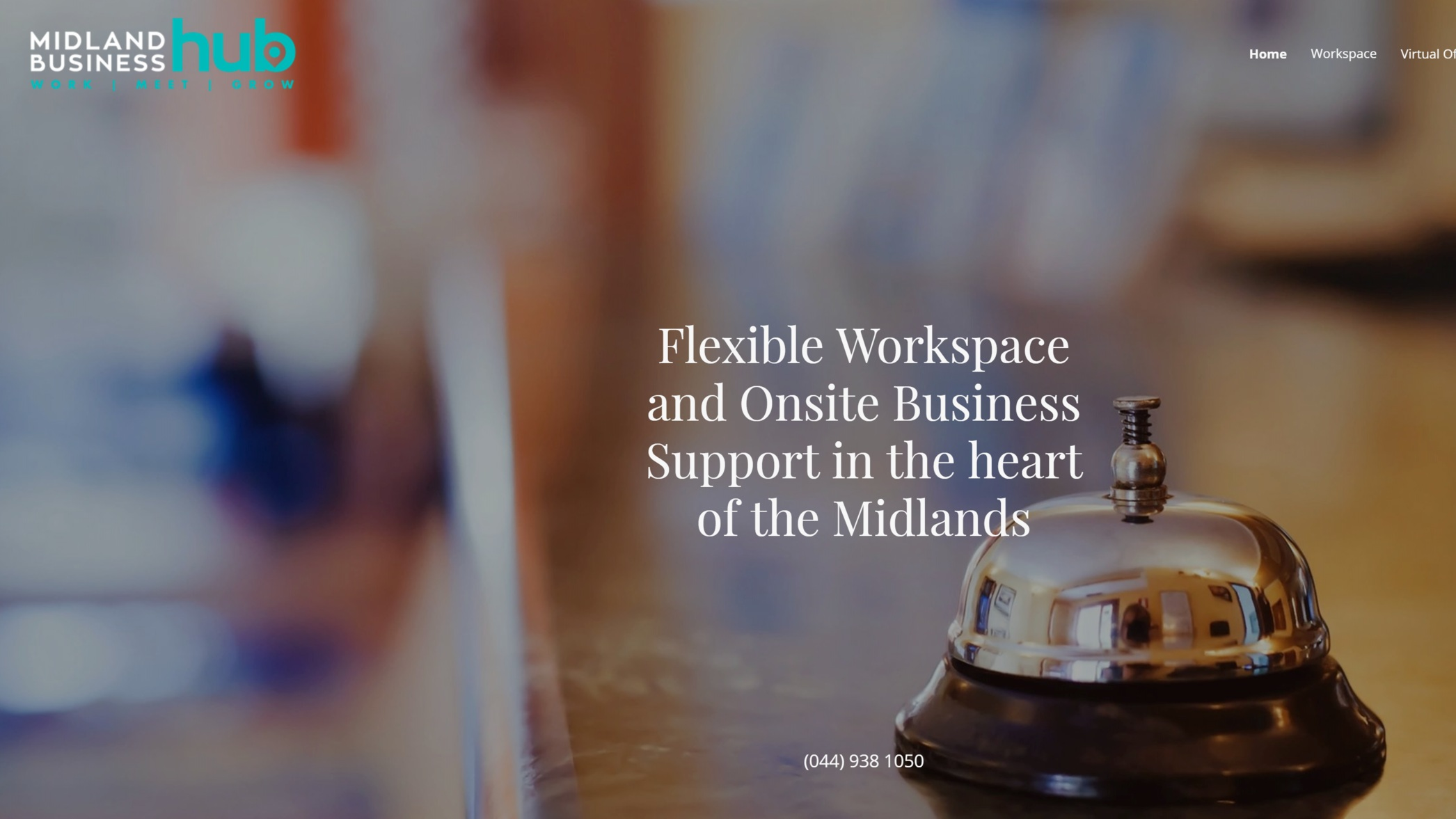 Mullingar - Midland Business Hub   Flexible Workspace and Onsite Business Support in the heart of the Midlands  QUICK CONTACT:  +353 (0) 44 938 1050   Click here for email