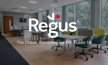 REGUS  - THE CHASE, LEVEL 1, THE CHASE, CARMANHALL ROAD, SANDYFORD INDUSTRIAL ESTATE, DUBLIN, COUNTY DUBLIN, D18 Y3X2  RECEPTION OPEN , Monday - Friday 9:00 to 17:00  Quick Contact  +353 (0) 1 536 0759