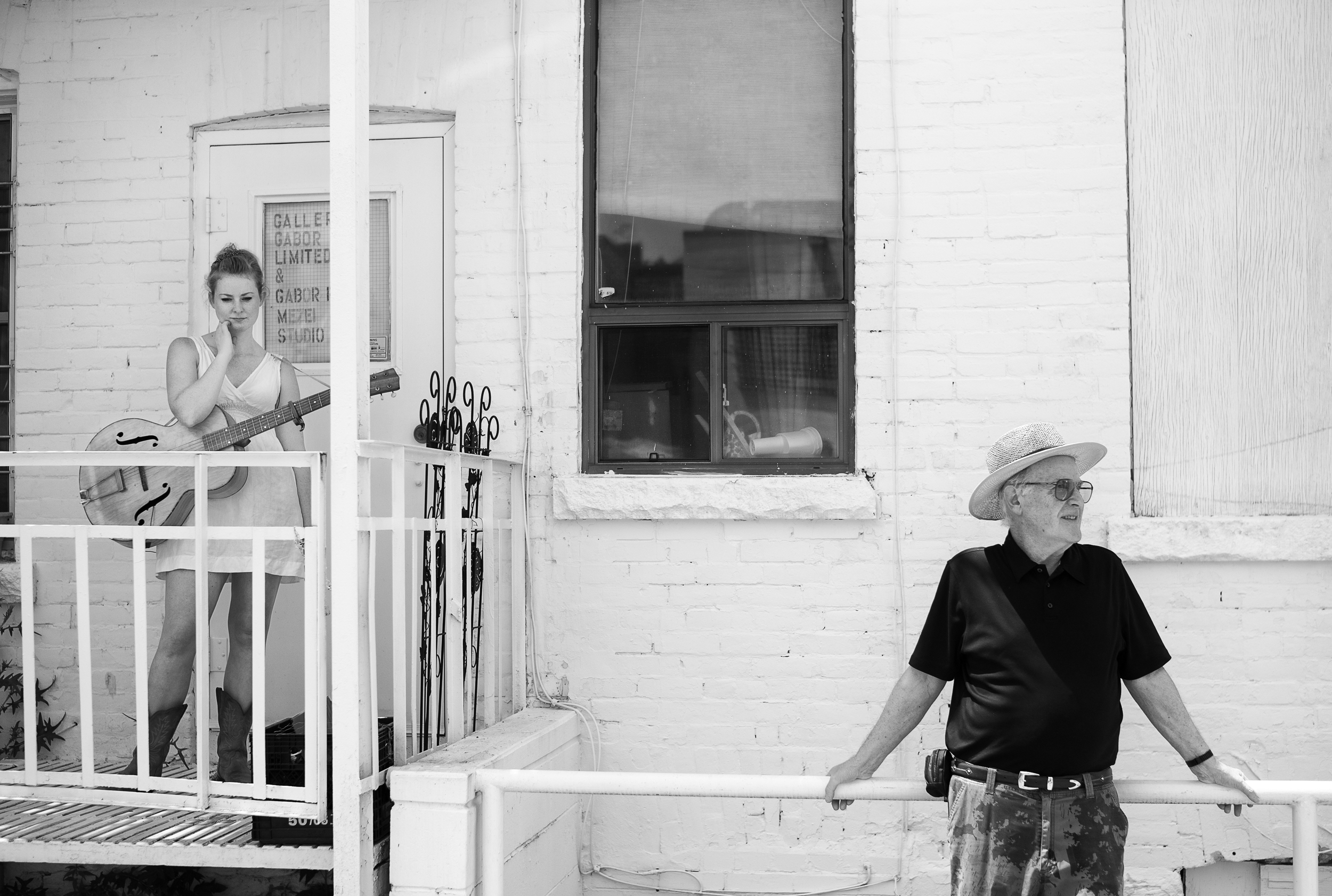 Jenn Grant & Gabor