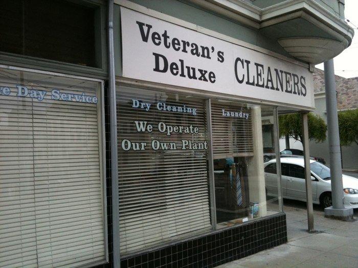 Sacramento Street Location