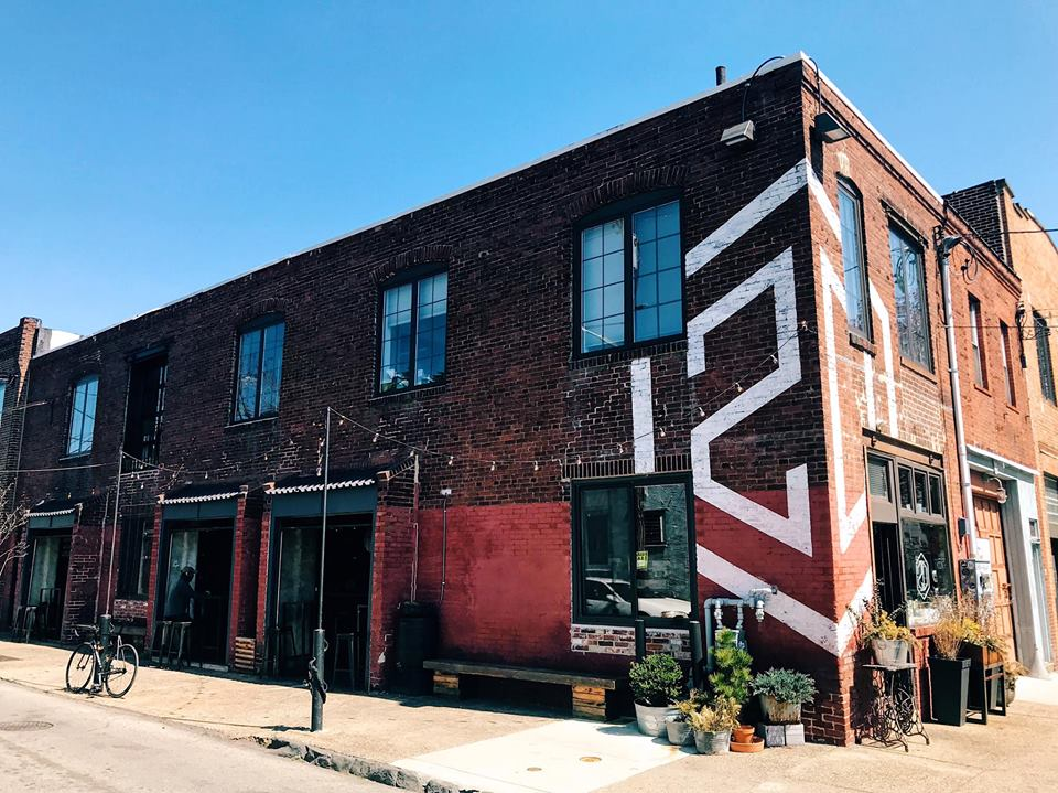 2nd District Brewing, corner of Bancroft and McKean @secondstreetbrewing