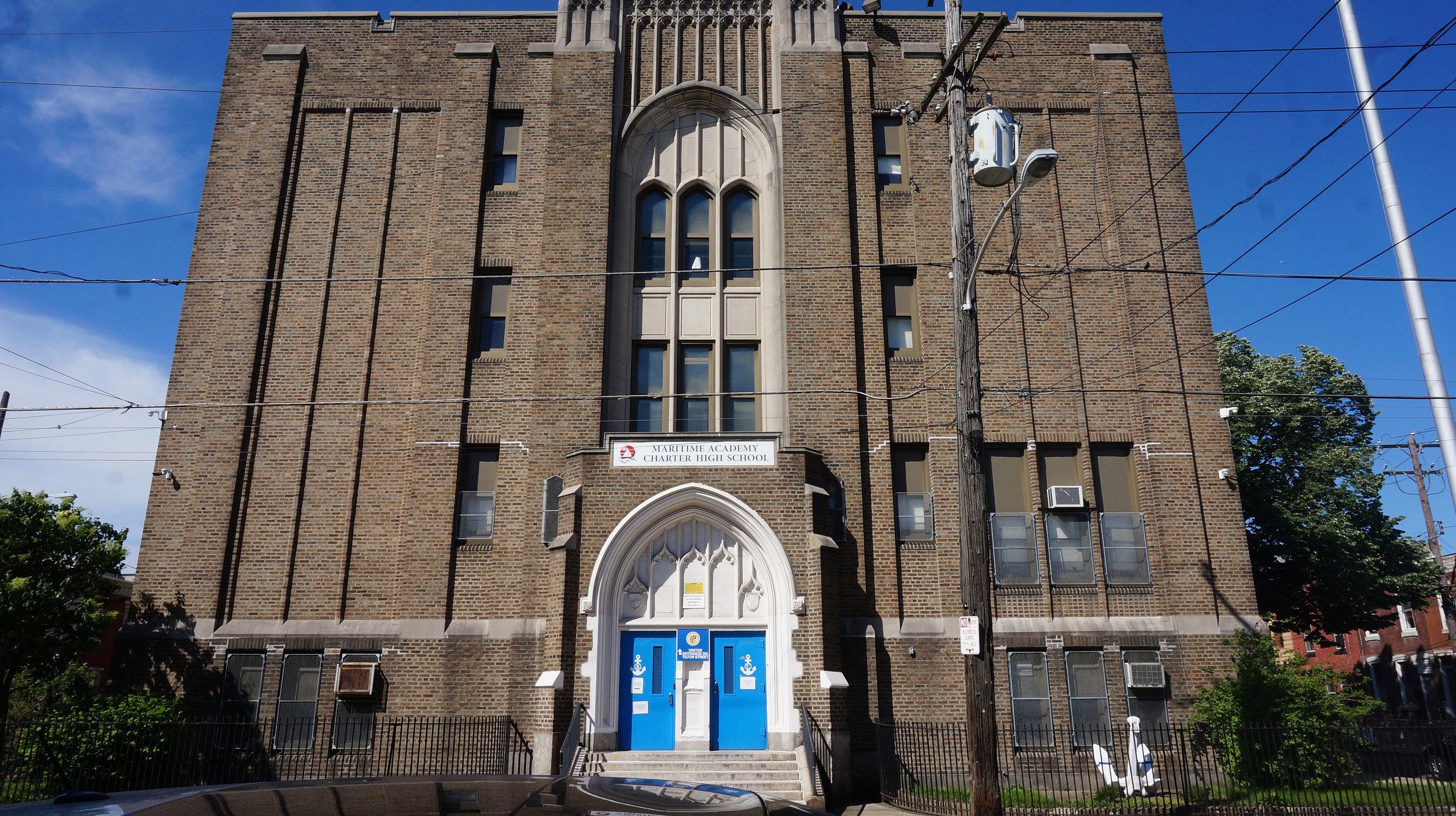 Maritime Academy Charter High School
