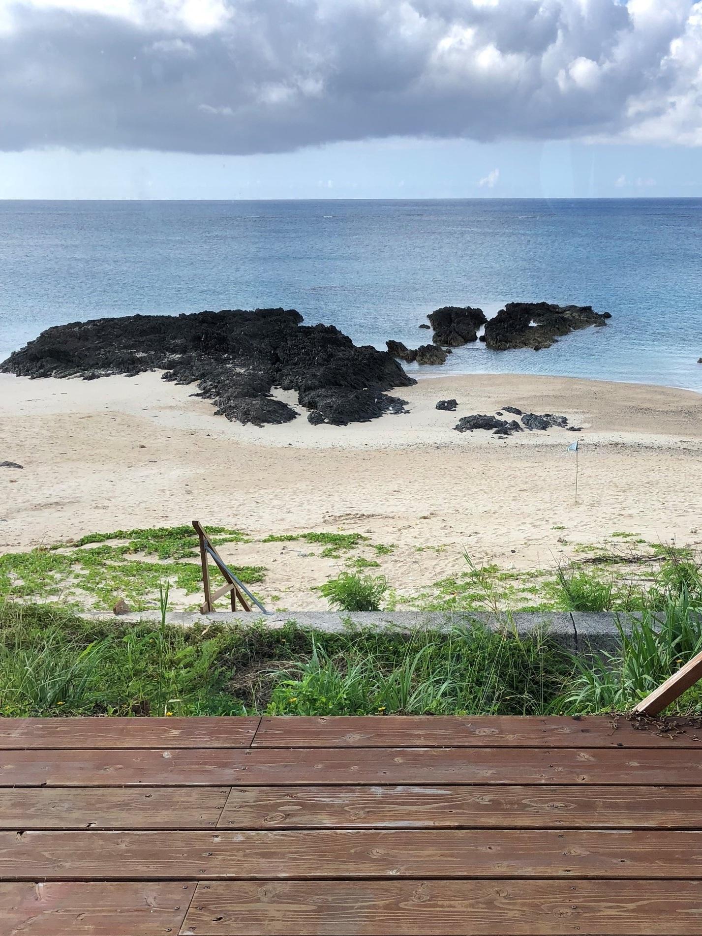 Amami Island Beach.