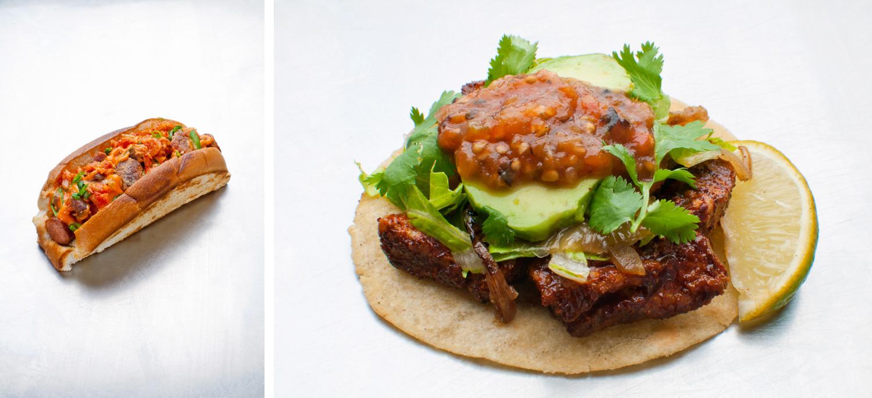 Hot Dog & Taco