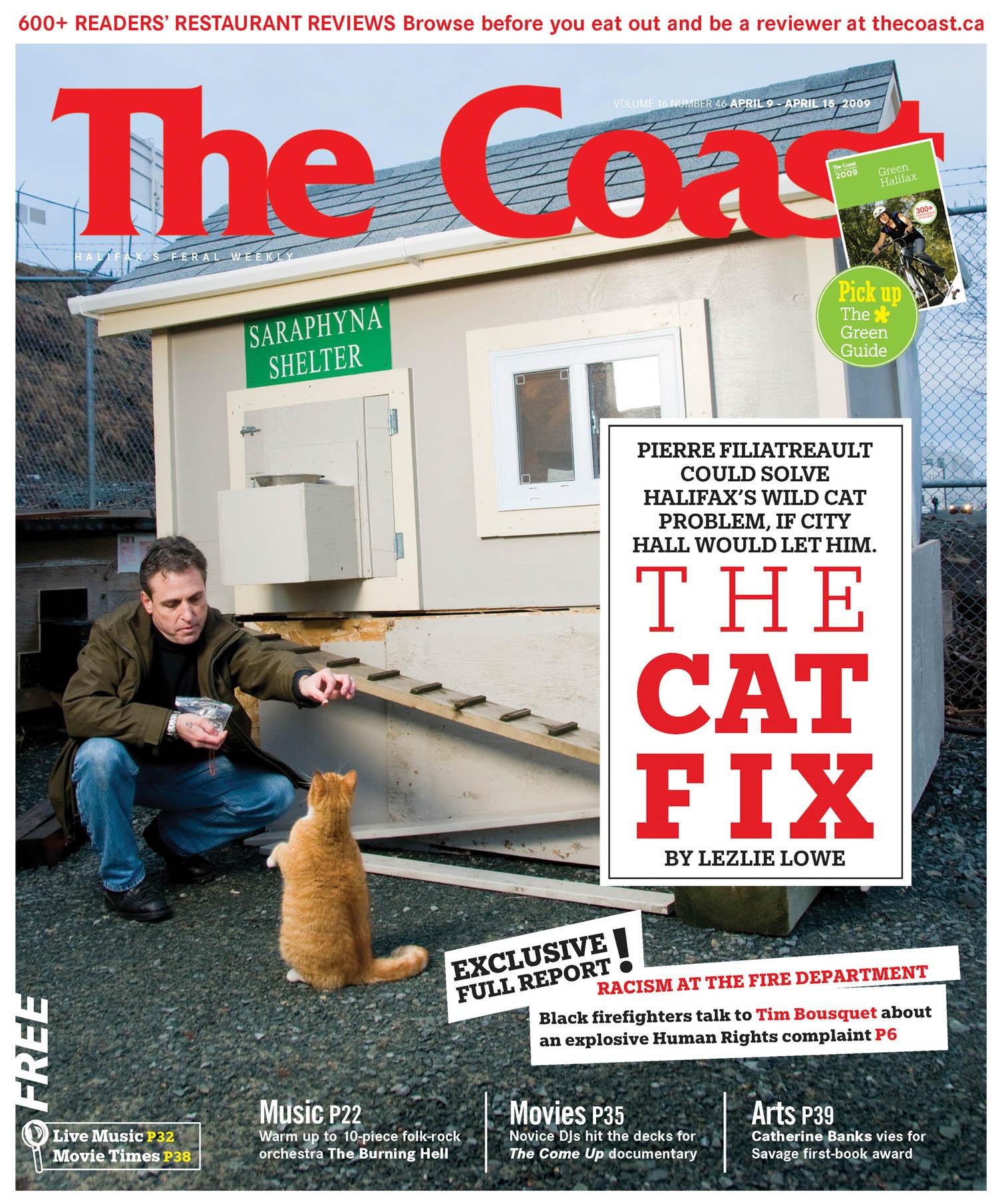 The Cat Fix