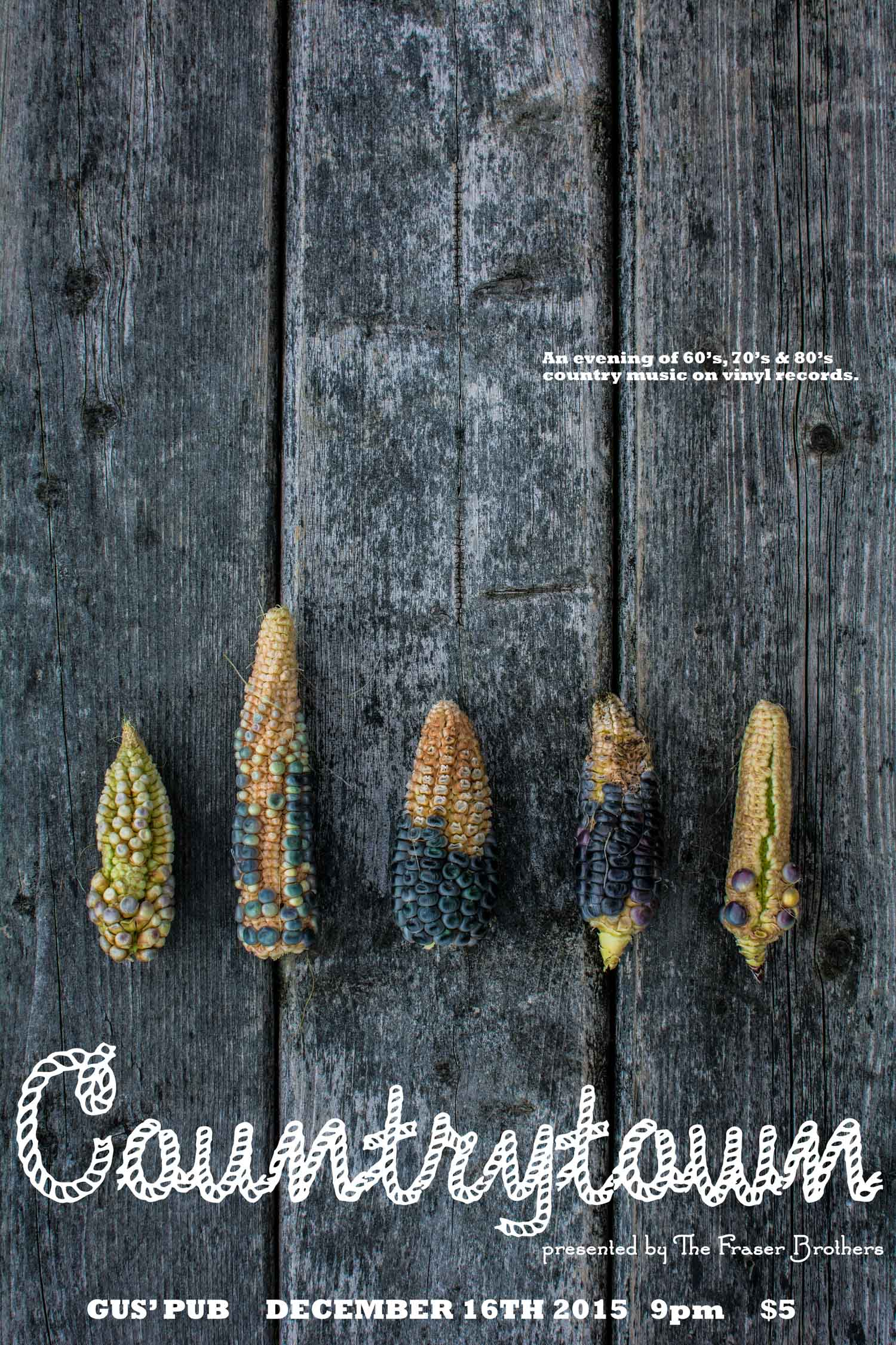 Freaky Garden Corn