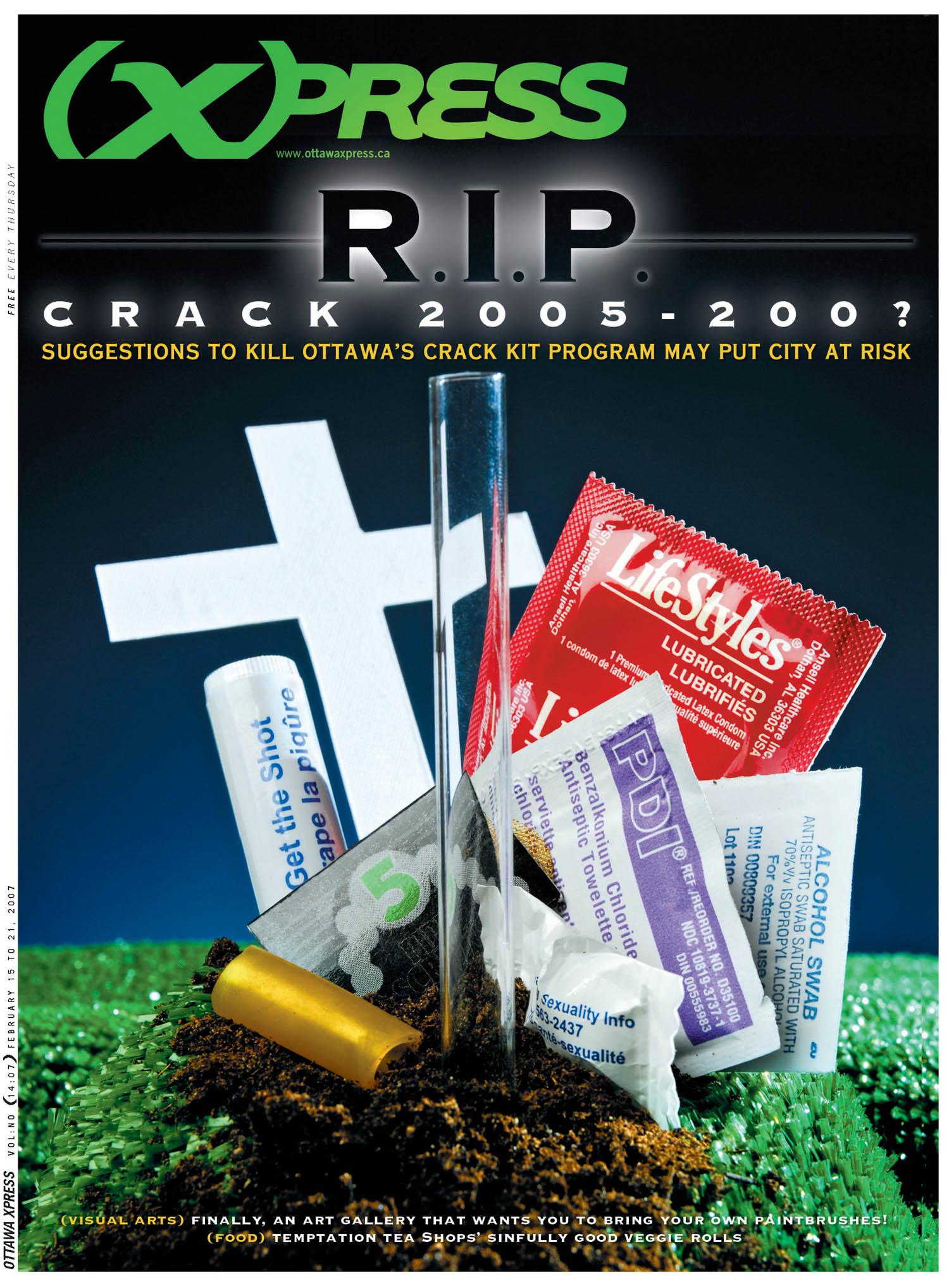 Crack Pipe Kit