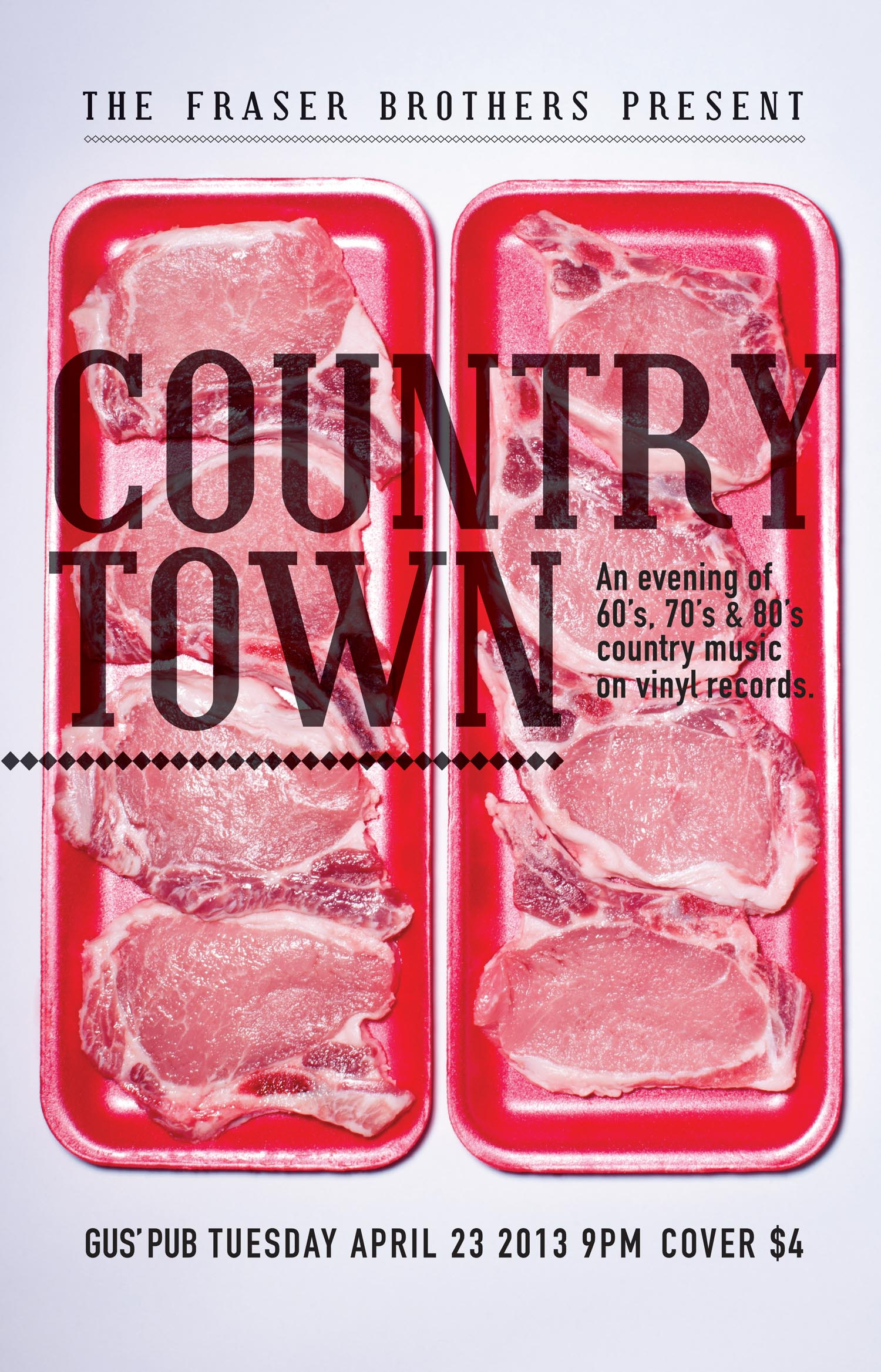 The Fraser Brothers - Countrytown