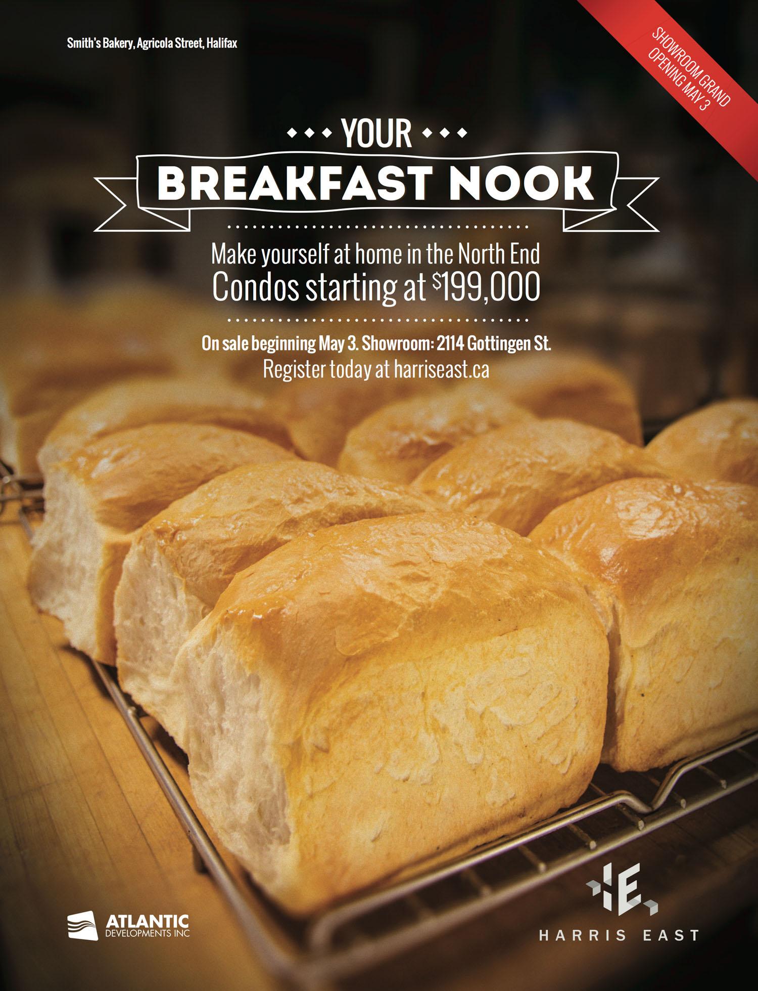 Your Breakfast Nook