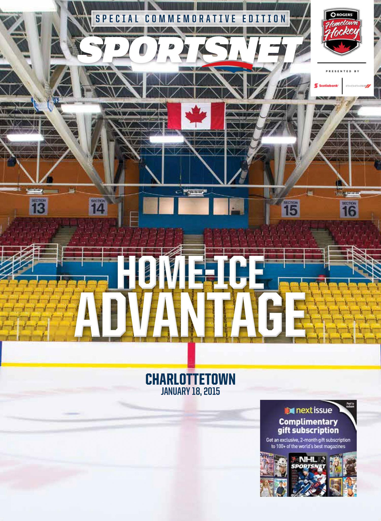 Home-Ice Advantage