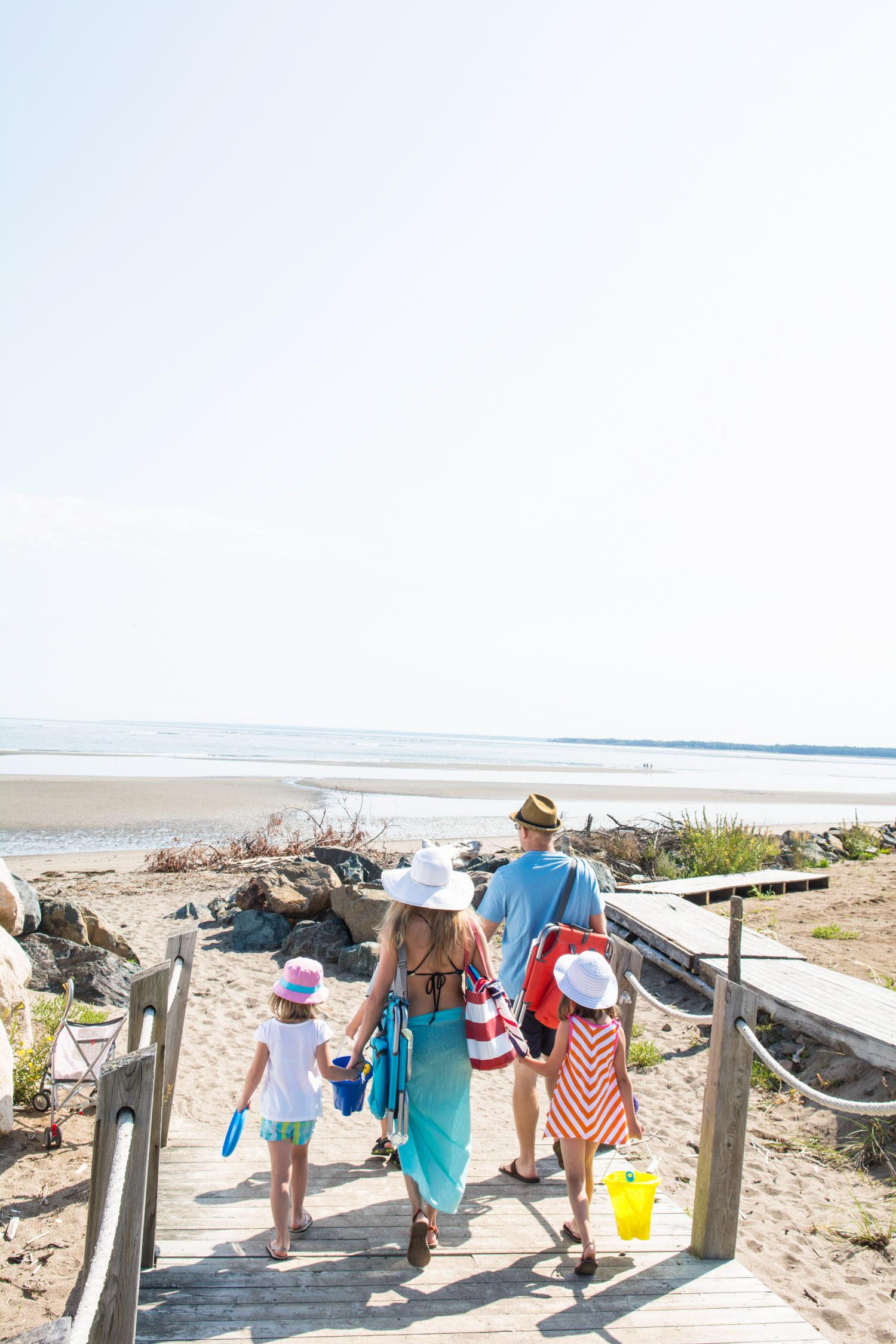 New Brunswick Beach