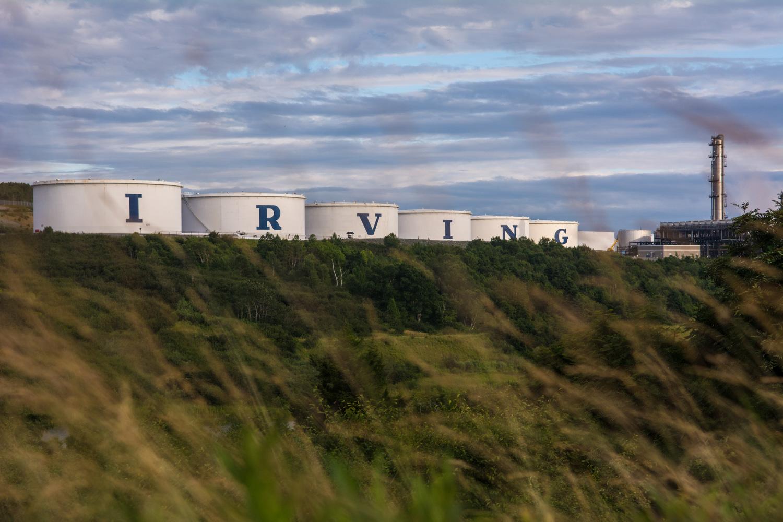 Irving Oil Tanks
