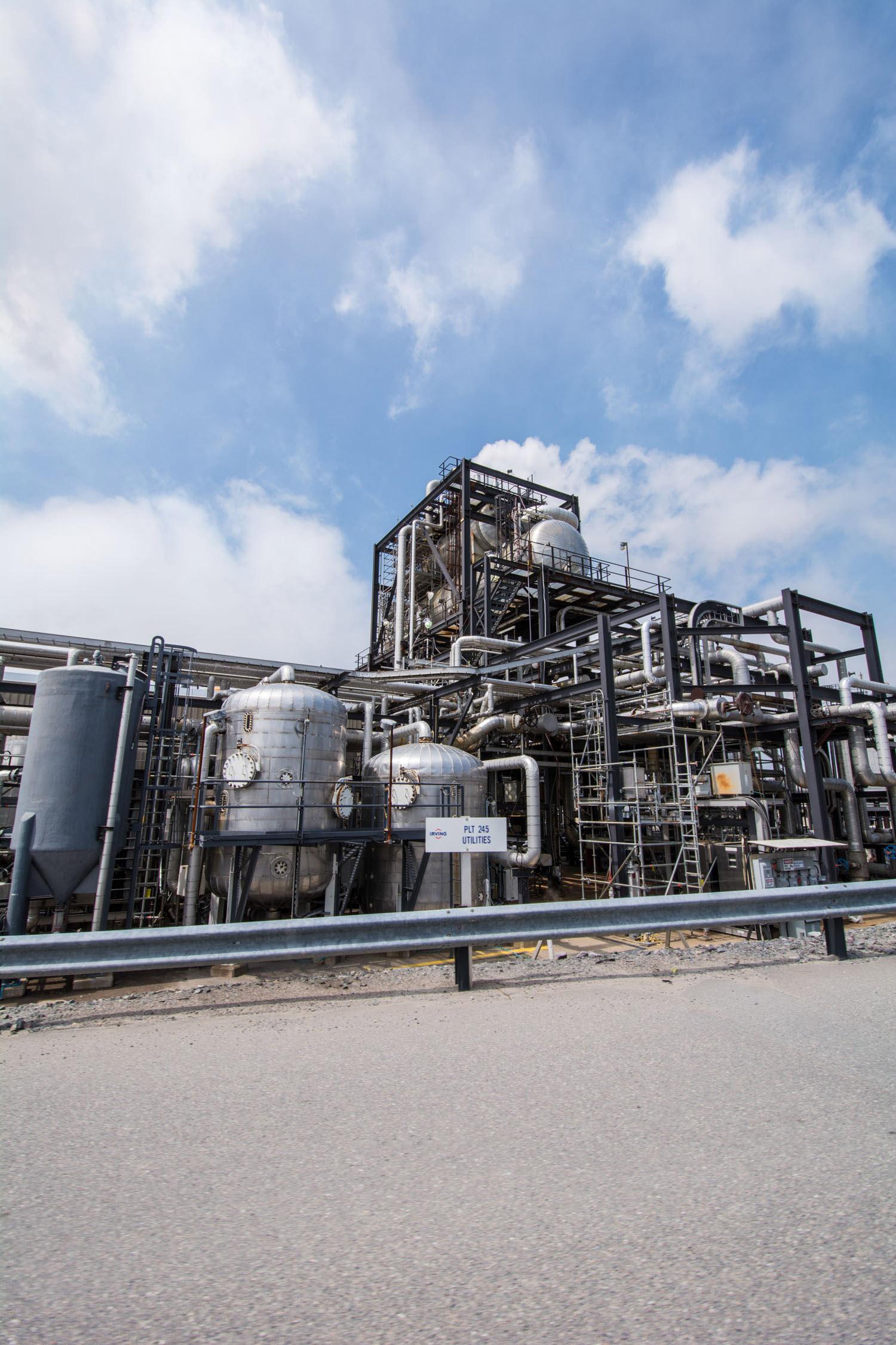 aug05 2014-Bloomberg News-Irving Oil refinery-Saint John NB-photo by Aaron McKenzie Fraser-www.amfraser.com-5726.jpg