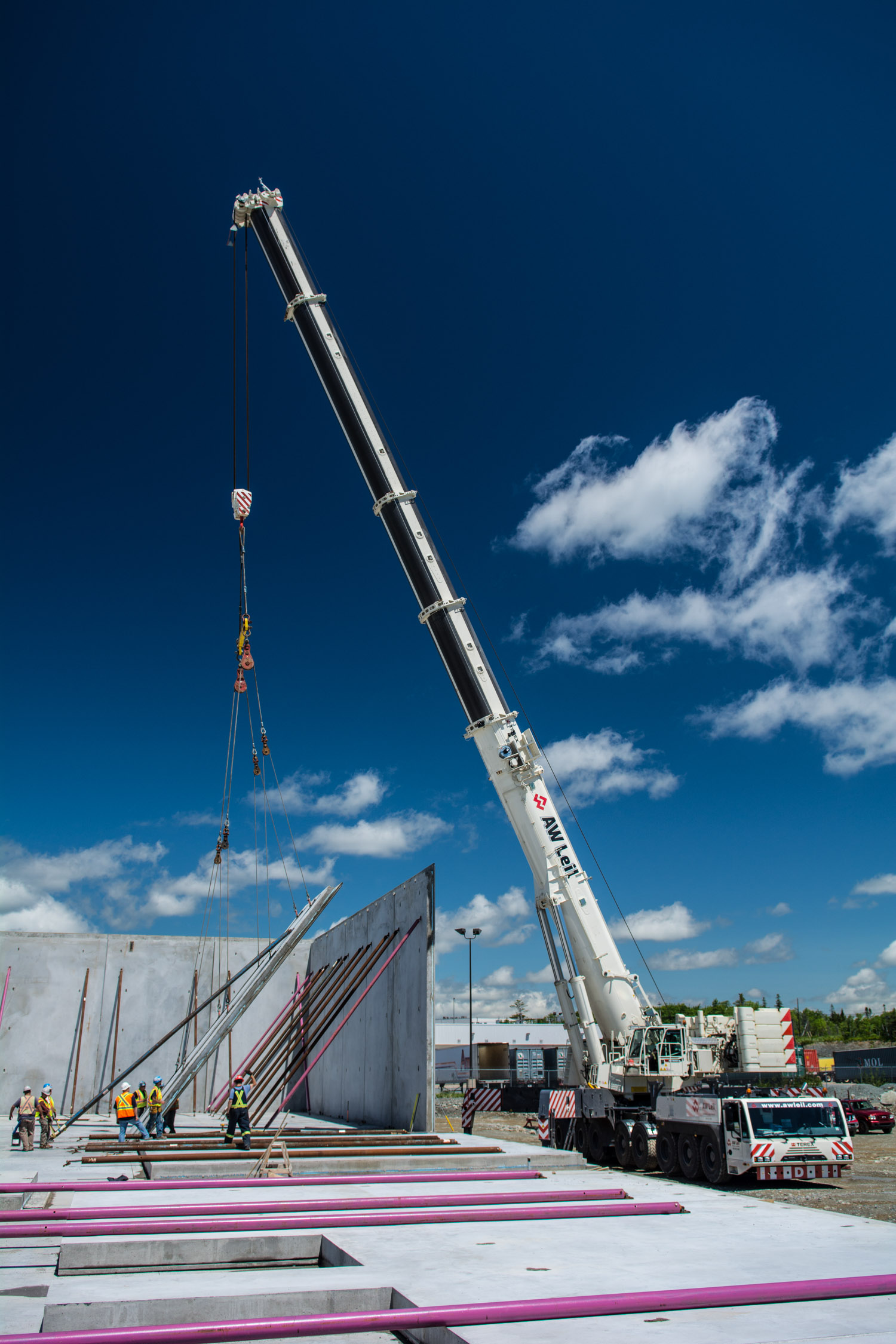 Crane Cable Lift