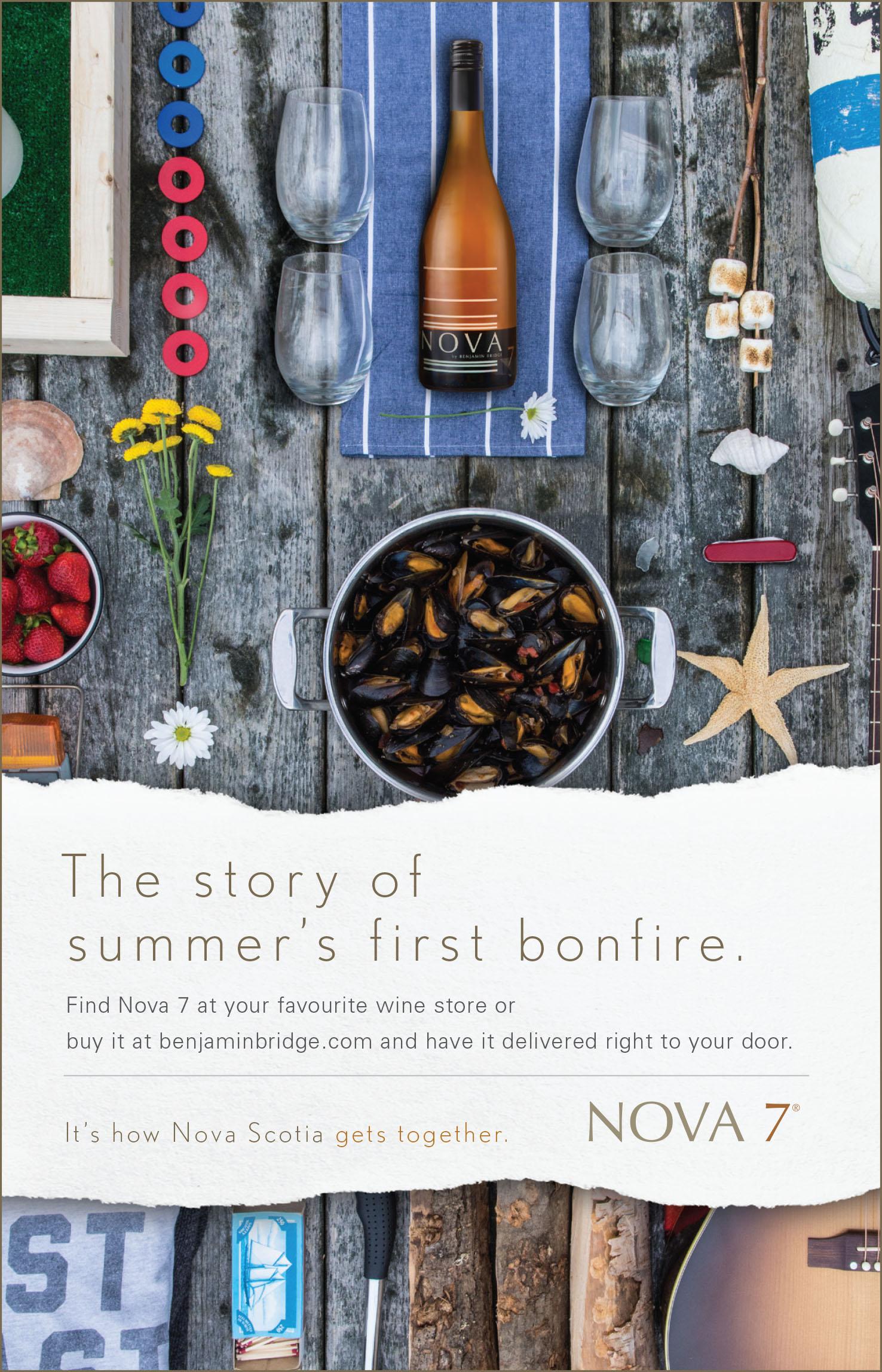 Summer Bonfire