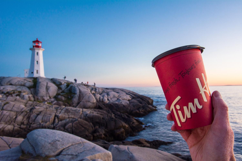 East Coast Canada Day Coffee