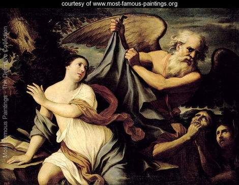 Time Reveals Truth by Giovanni Domenico Cerrini
