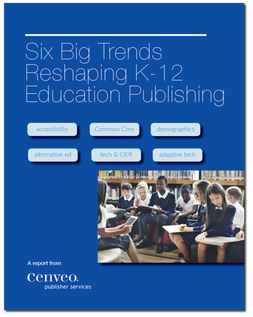 Cenveo Publisher Services - K12 Education Publishing