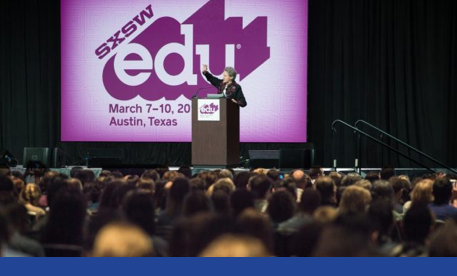 SXSW EDU - Let's Meet! | Cenveo Publisher Services