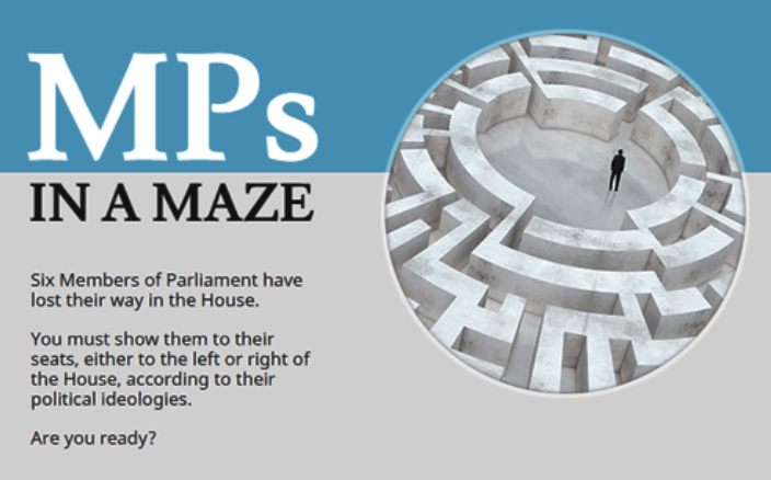 Higher ed: MPs in a Maze