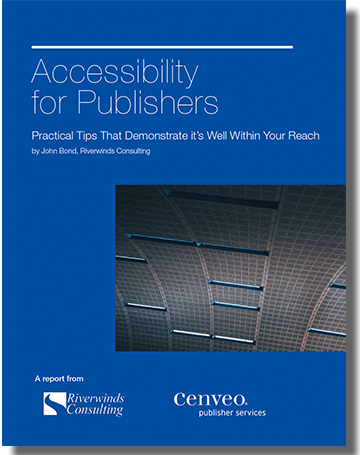 Accessibility for Publishers