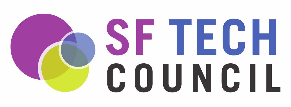 San Francisco Tech Council Logo Design Graphic Design