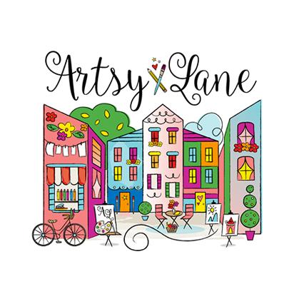 Kimberly+Schwede Artsy Lane Logo Design Illustration Branding Graphic Design.png