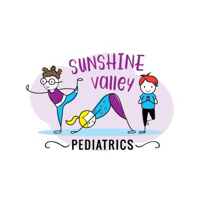 Pediatrics Logo Design by Kimberly Schwede Graphic Design.png