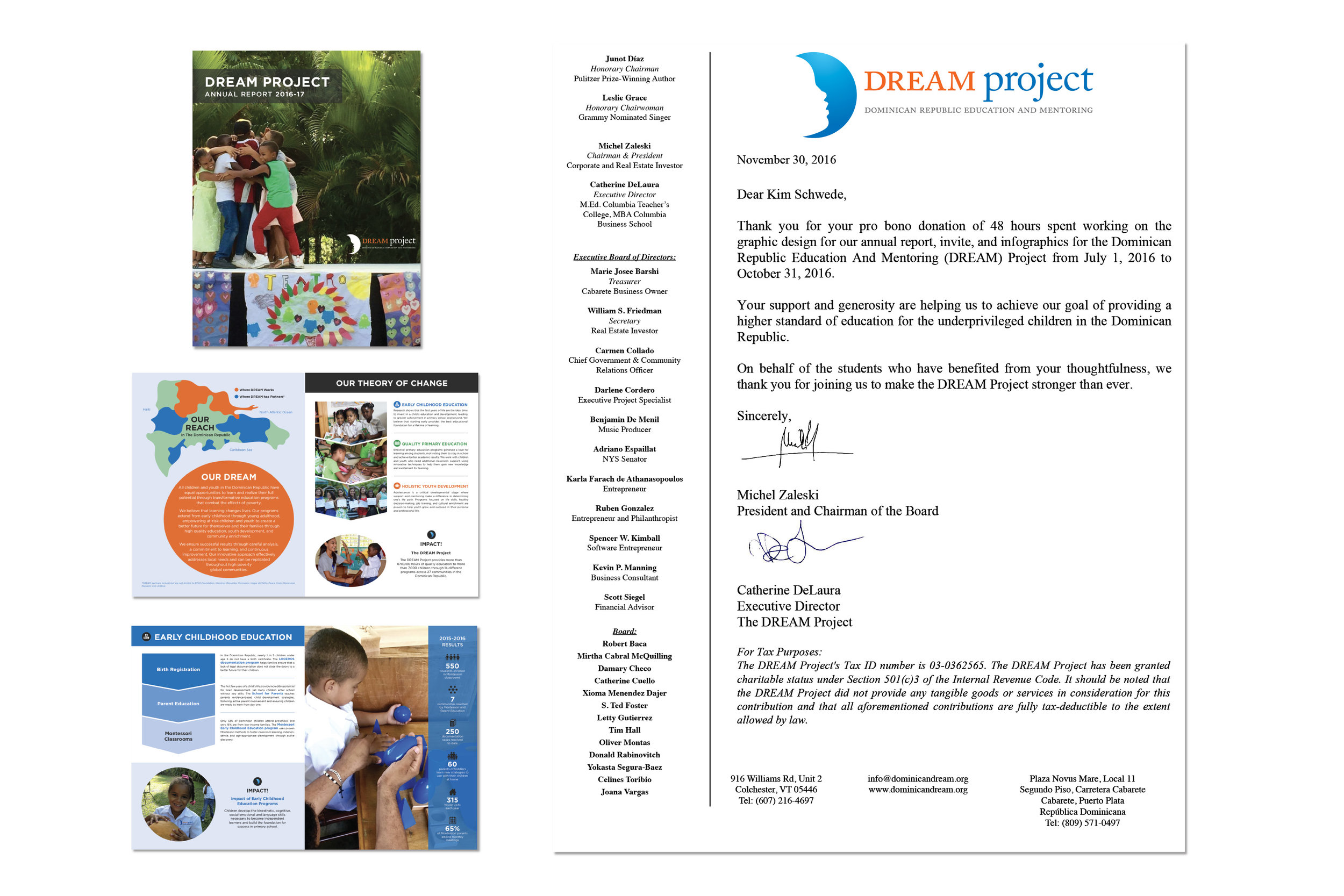Dream project dominican republic annual report design by kimberly schwede.jpg