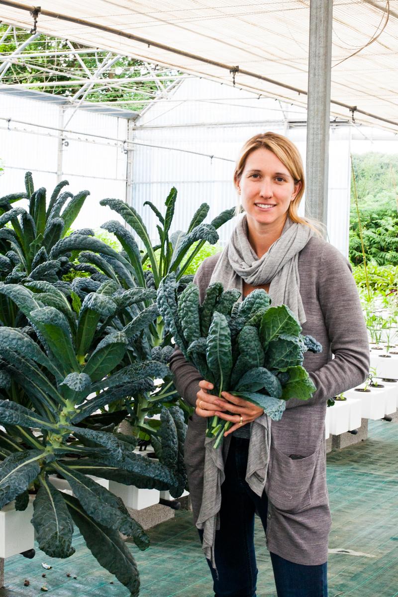Kristen Beddard - The Kale Project