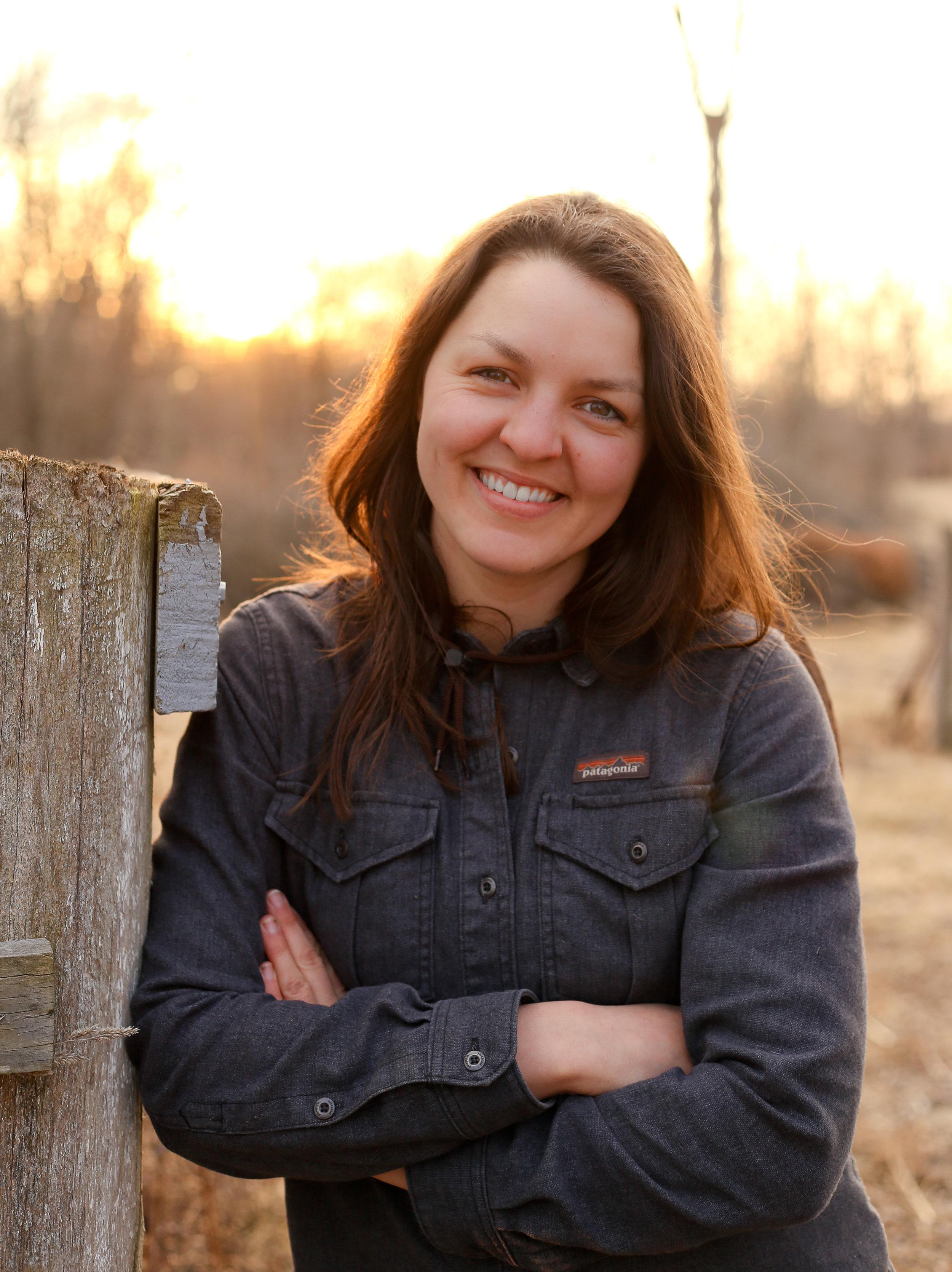 Kelsey Jorissen of Green Willow Homestead Female Farmer.jpg