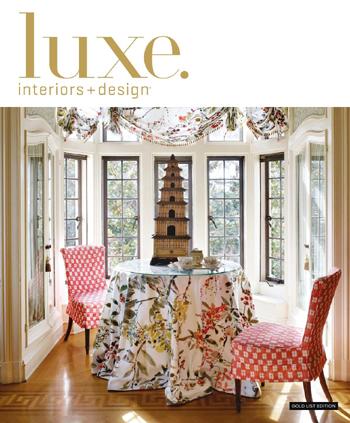 Luxe Magazine - Jan/Feb 2016