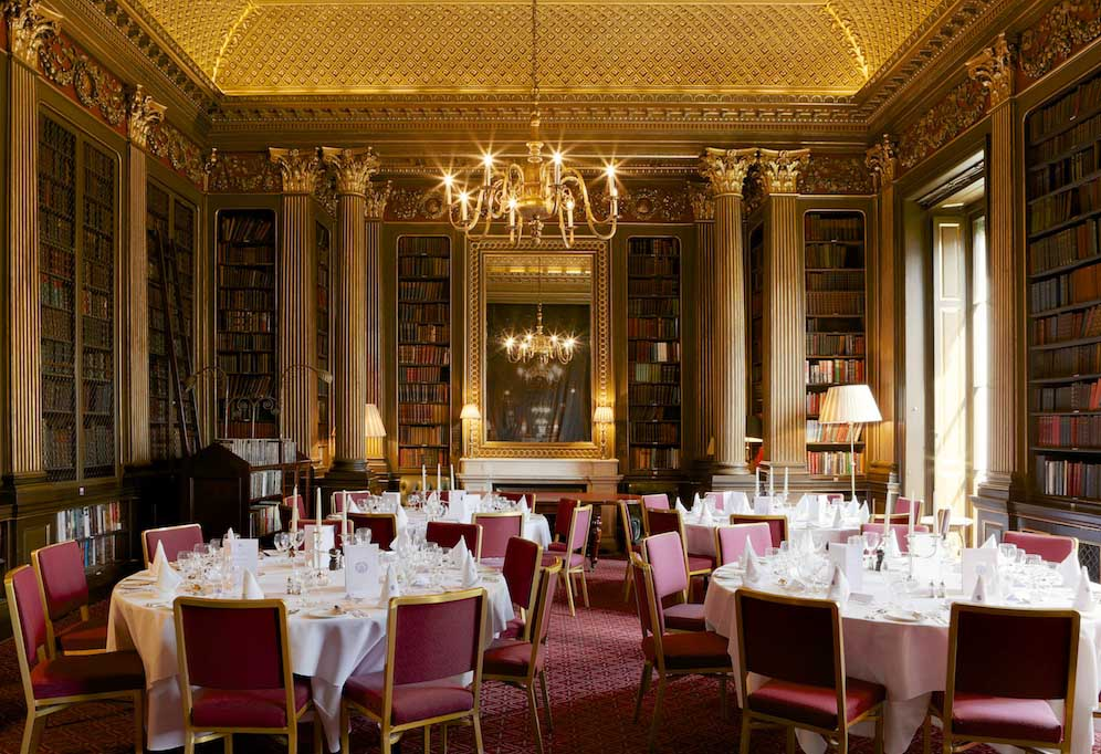 The Reform Club - Founded in 1836