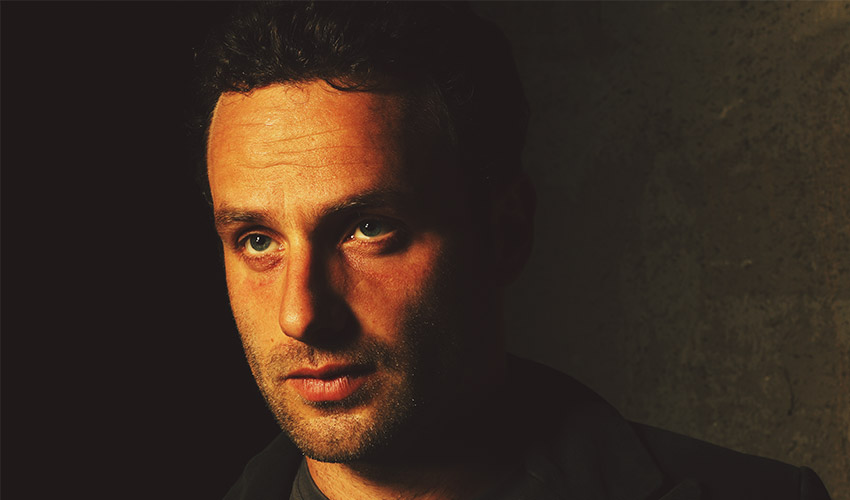 Andrew Lincoln in Afterlife