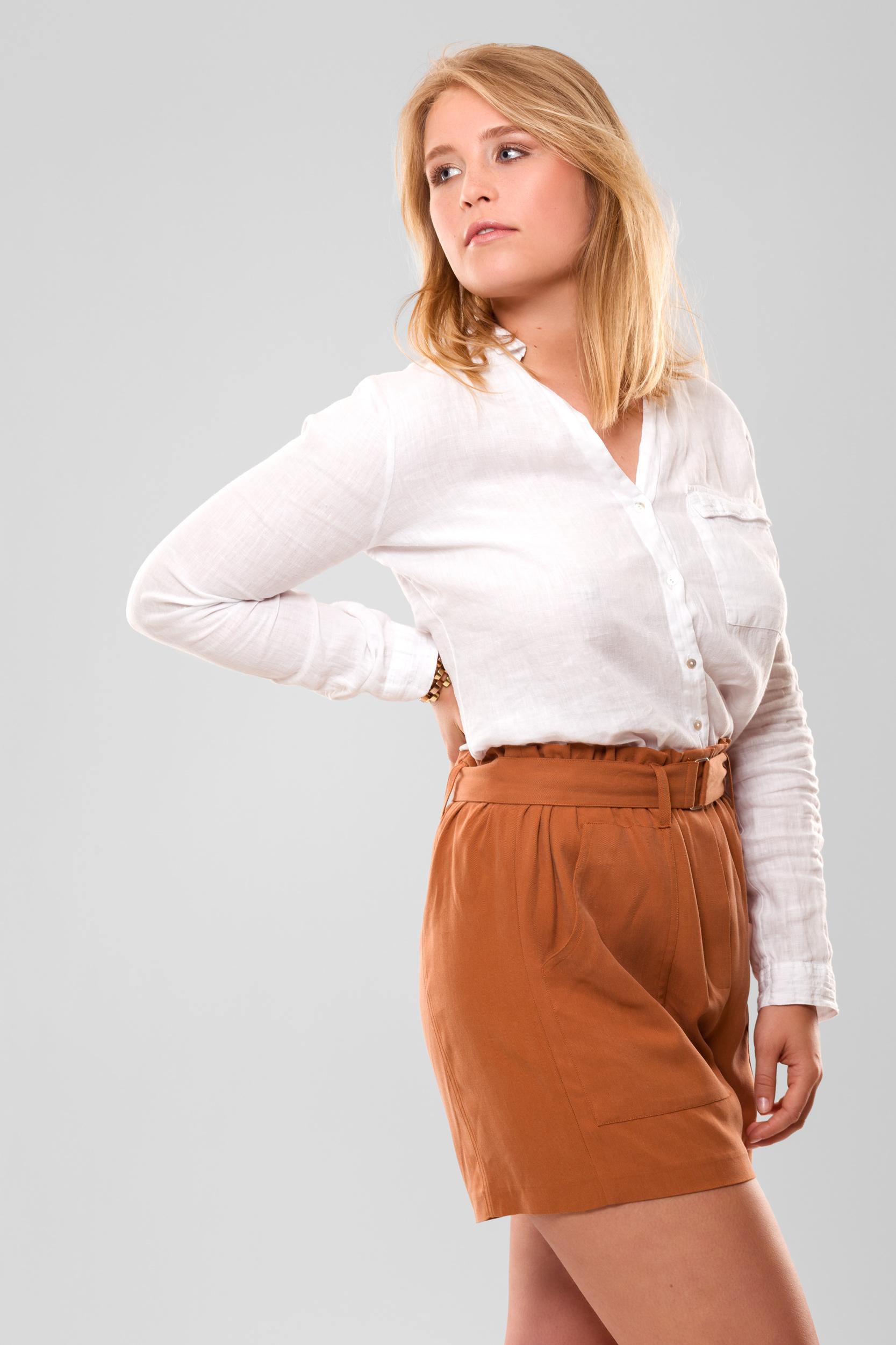 Model Ilse Bourgonje