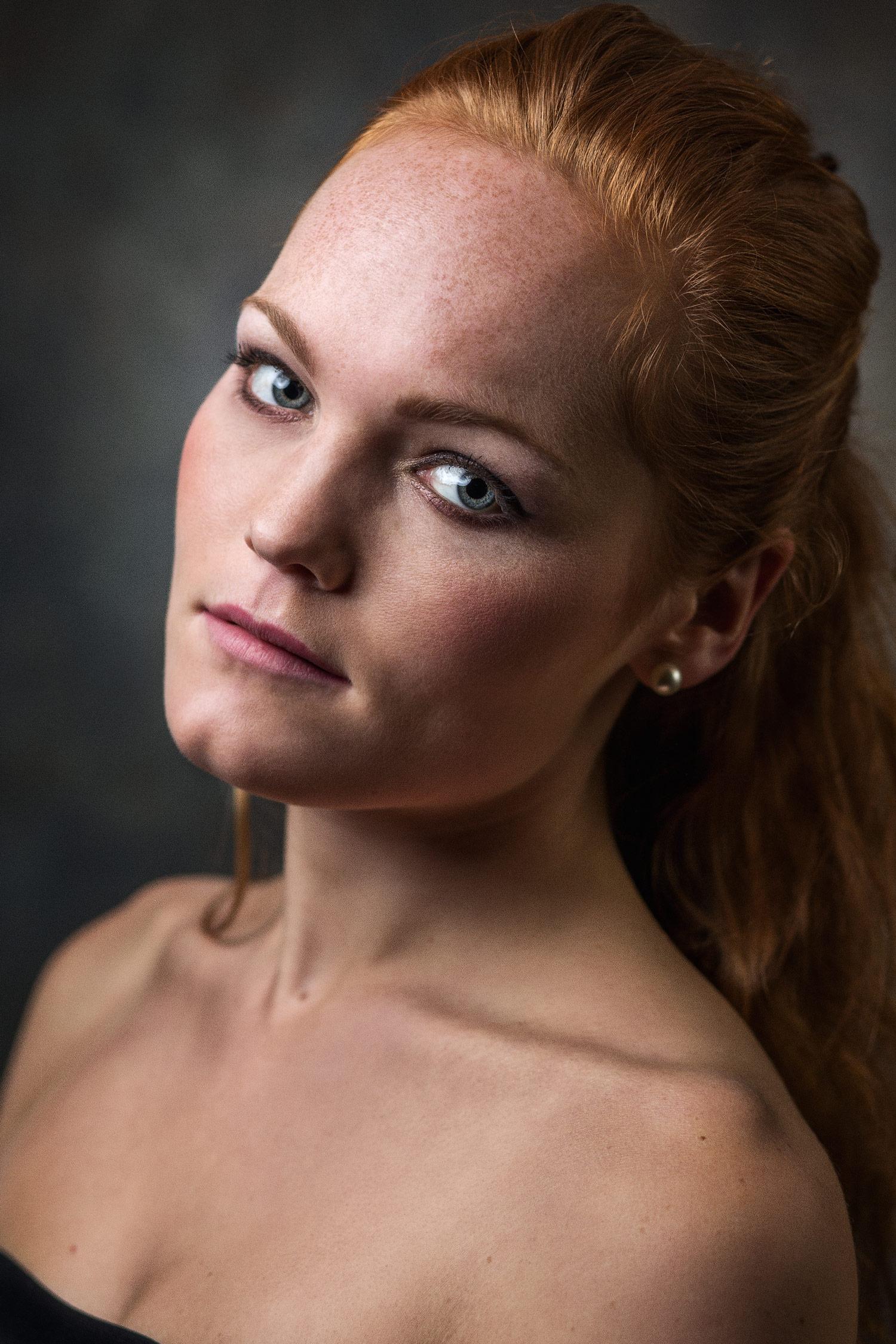 Model Inge de Leeuw