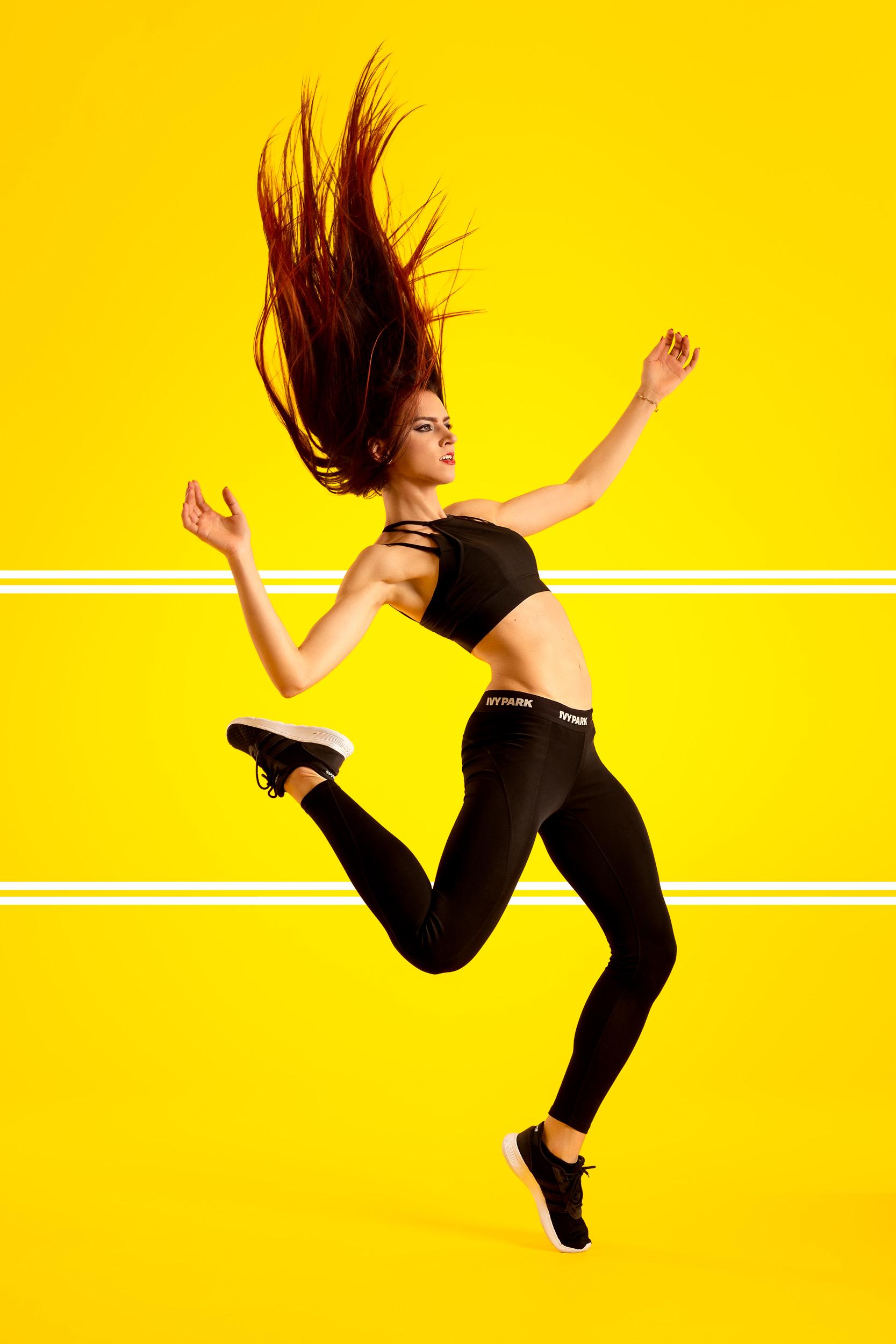 Danseres Dajana Jurczak