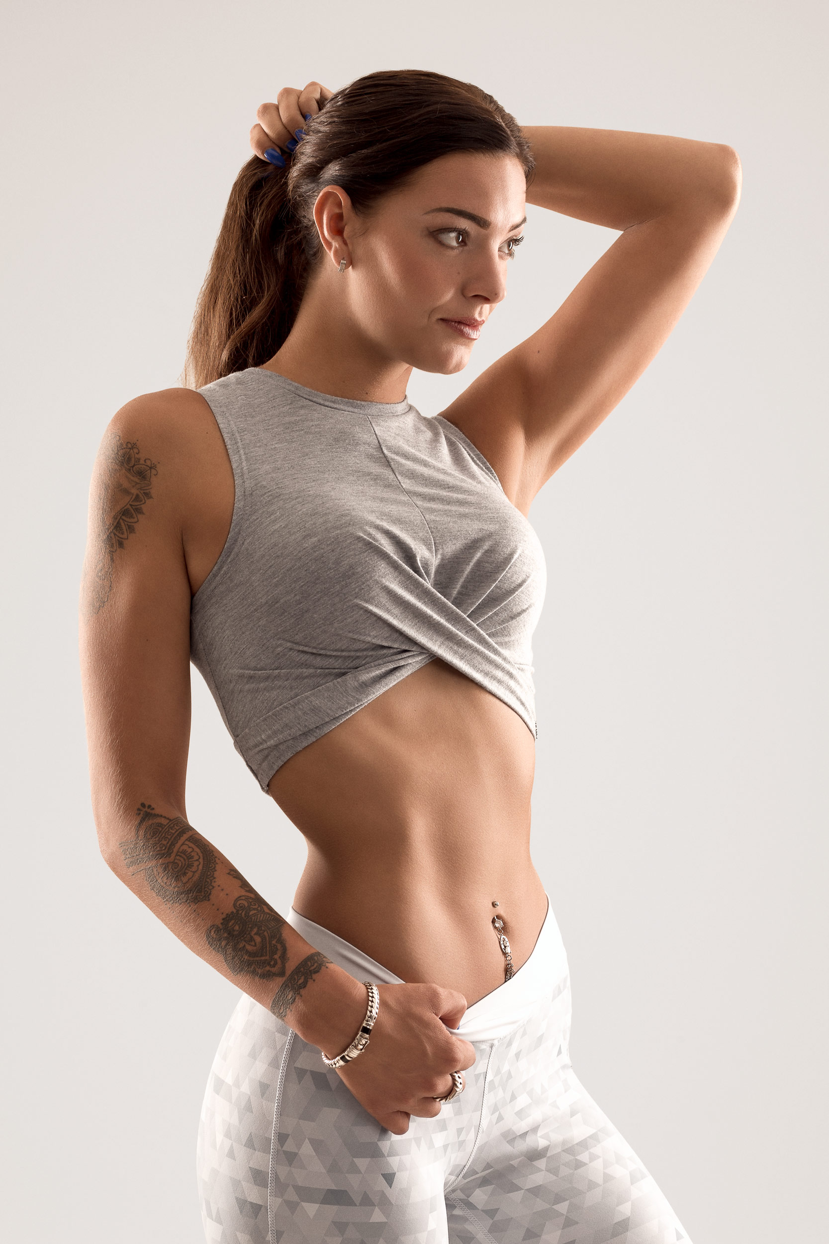 Fitnessmodel Tica Ruijter