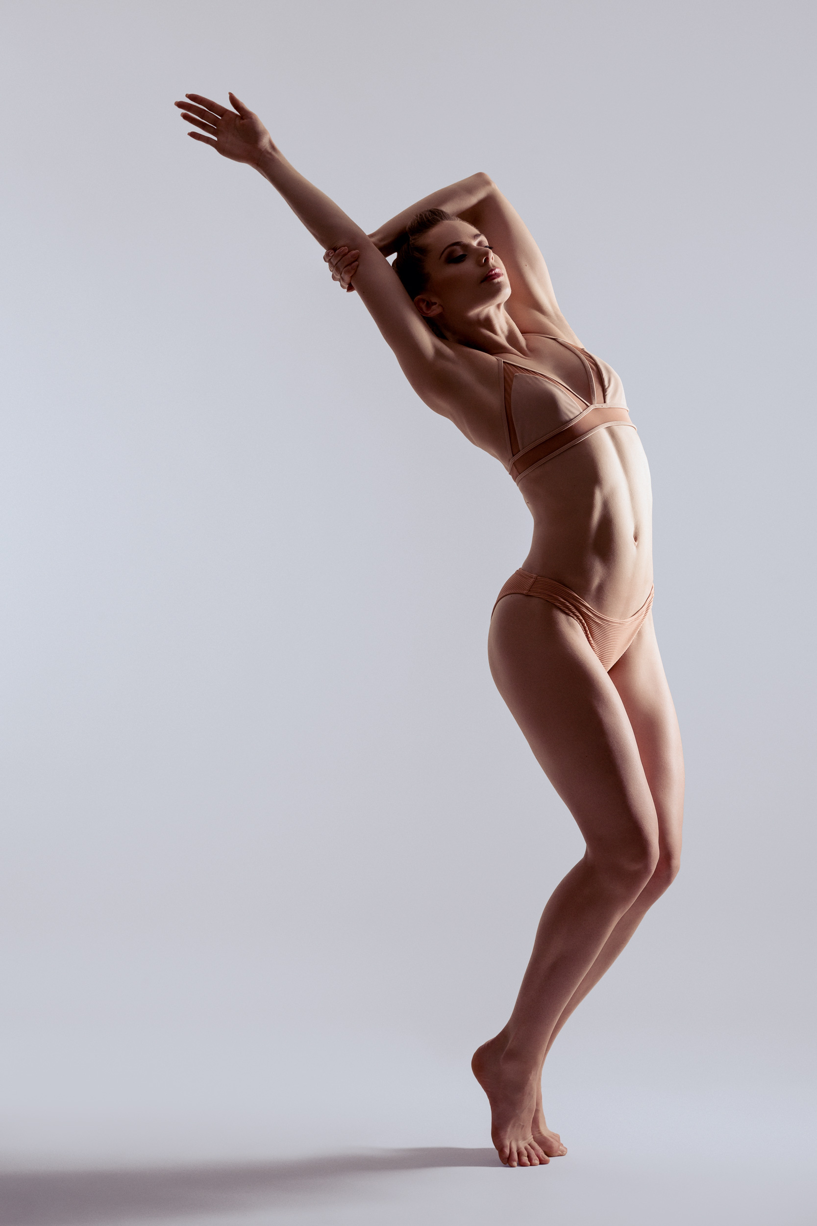 Danseres Eva Scheffers