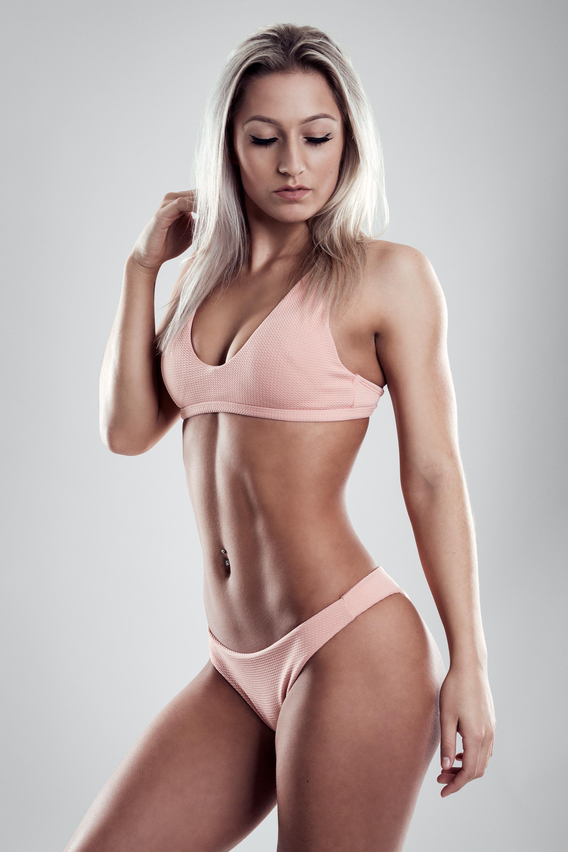 Fitnessmodel Charelle