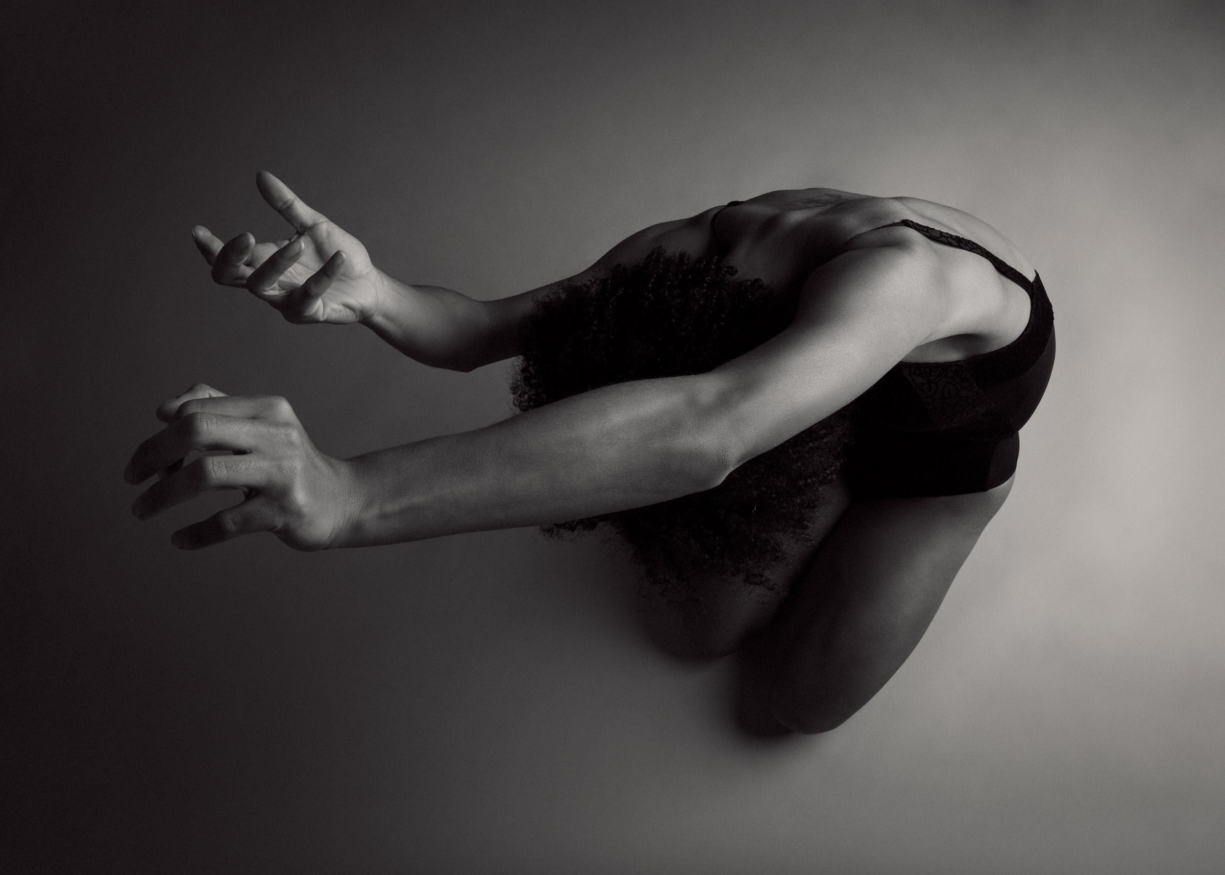 Danseres Sherise Strang