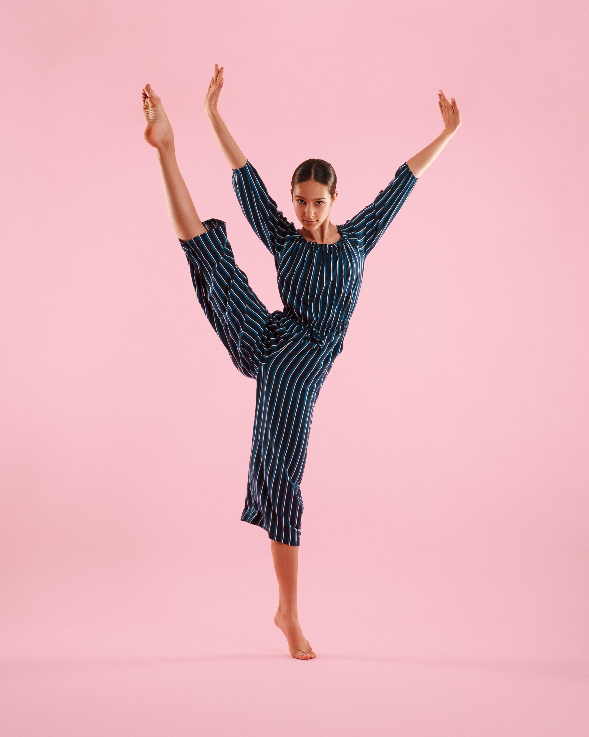 Danseres Marenthe Verwer