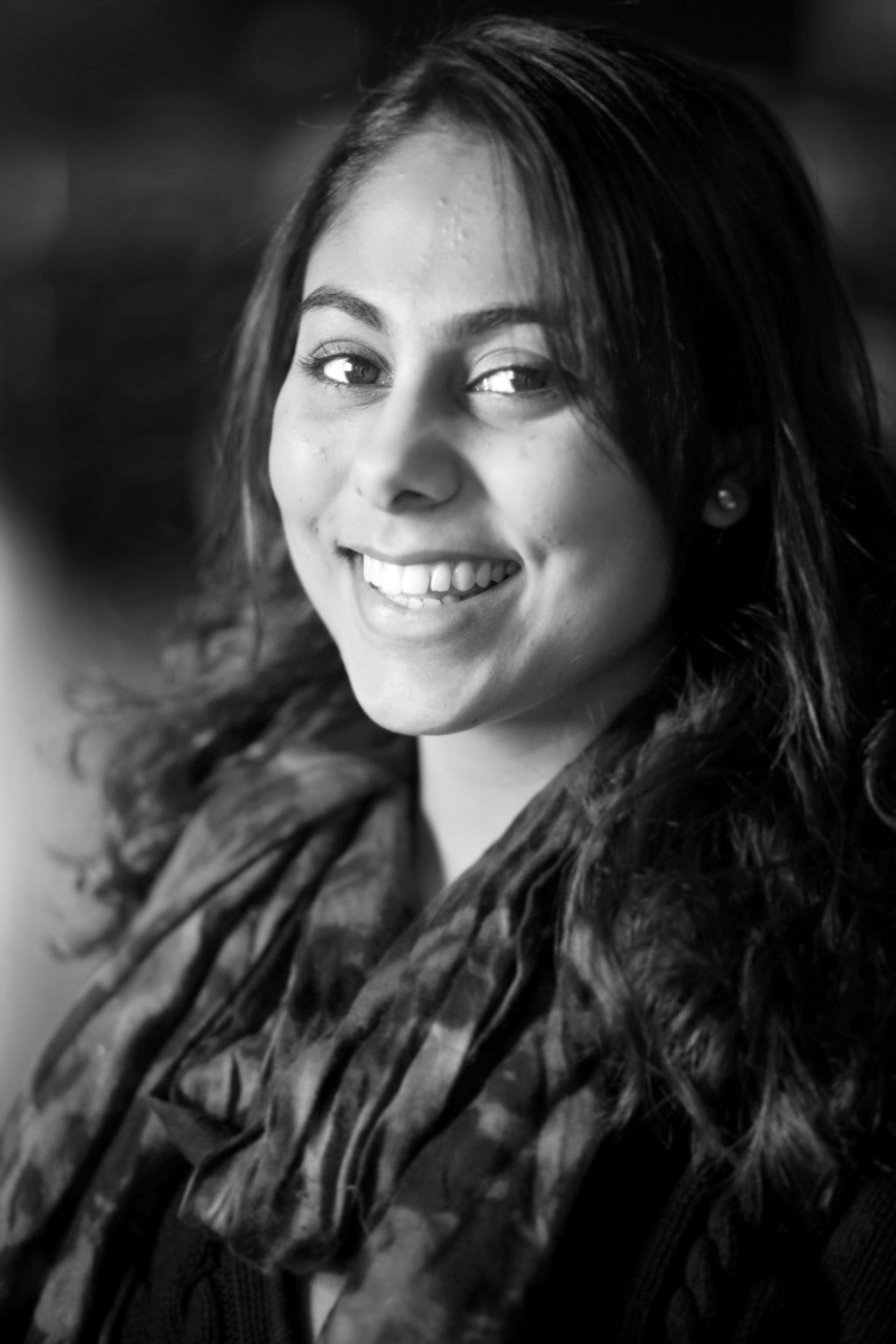 SASHA JIWANI, PRODUCTION + COMMUNICATIONS ASSOCIATE  Sasha was the Production/Communications Associate for Talking Eyes Media. Since graduating from Emory University with a BA in International Relations, Jiwani has worked on several projects related to raising awareness on pressing social issues. She also leads the initiative in a faith-based organization to launch educational and sports activities for youth in her community. She is currently working as a Project Manager for Pearson and working towards getting her MBA from Rutgers University.