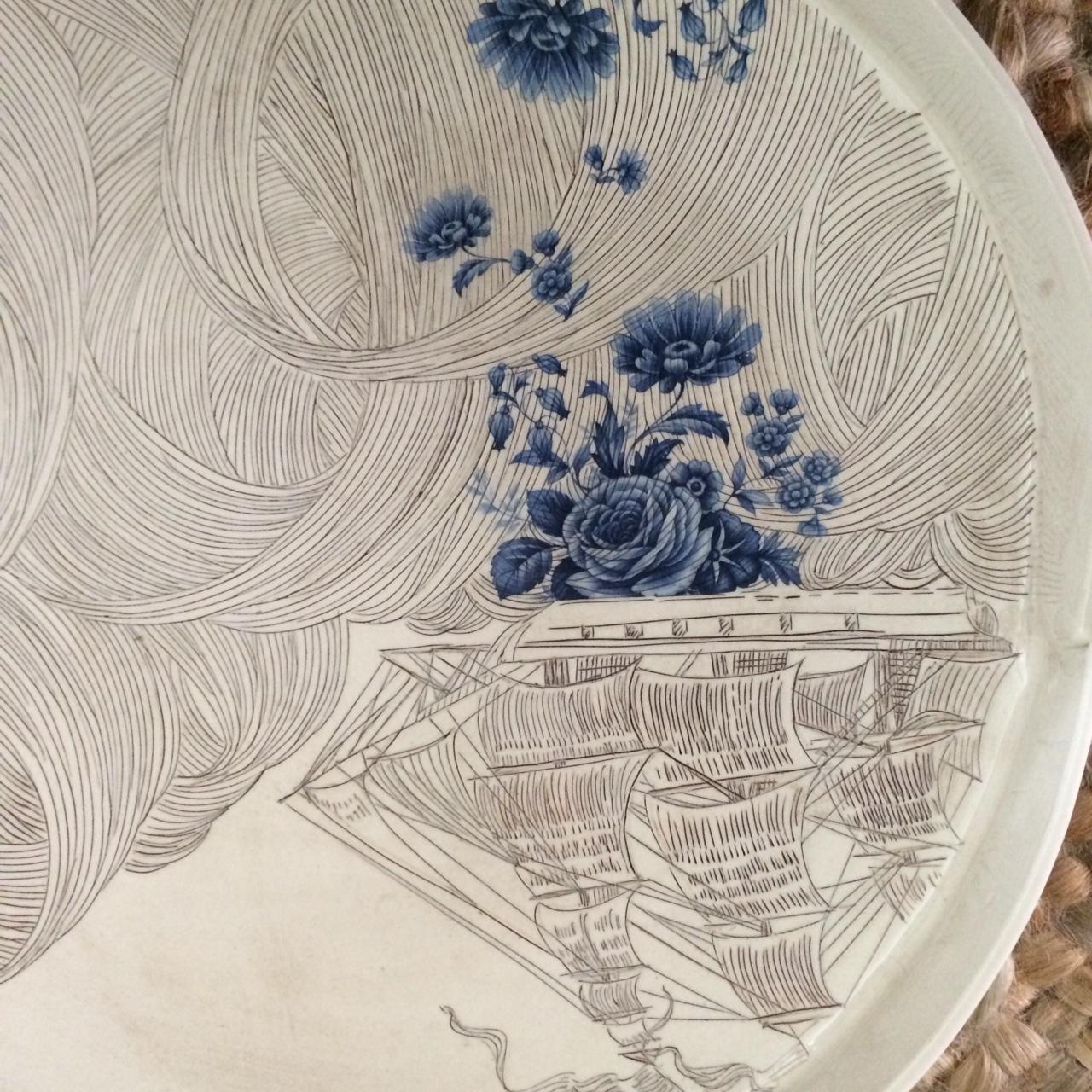 New floral sea platter.JPG