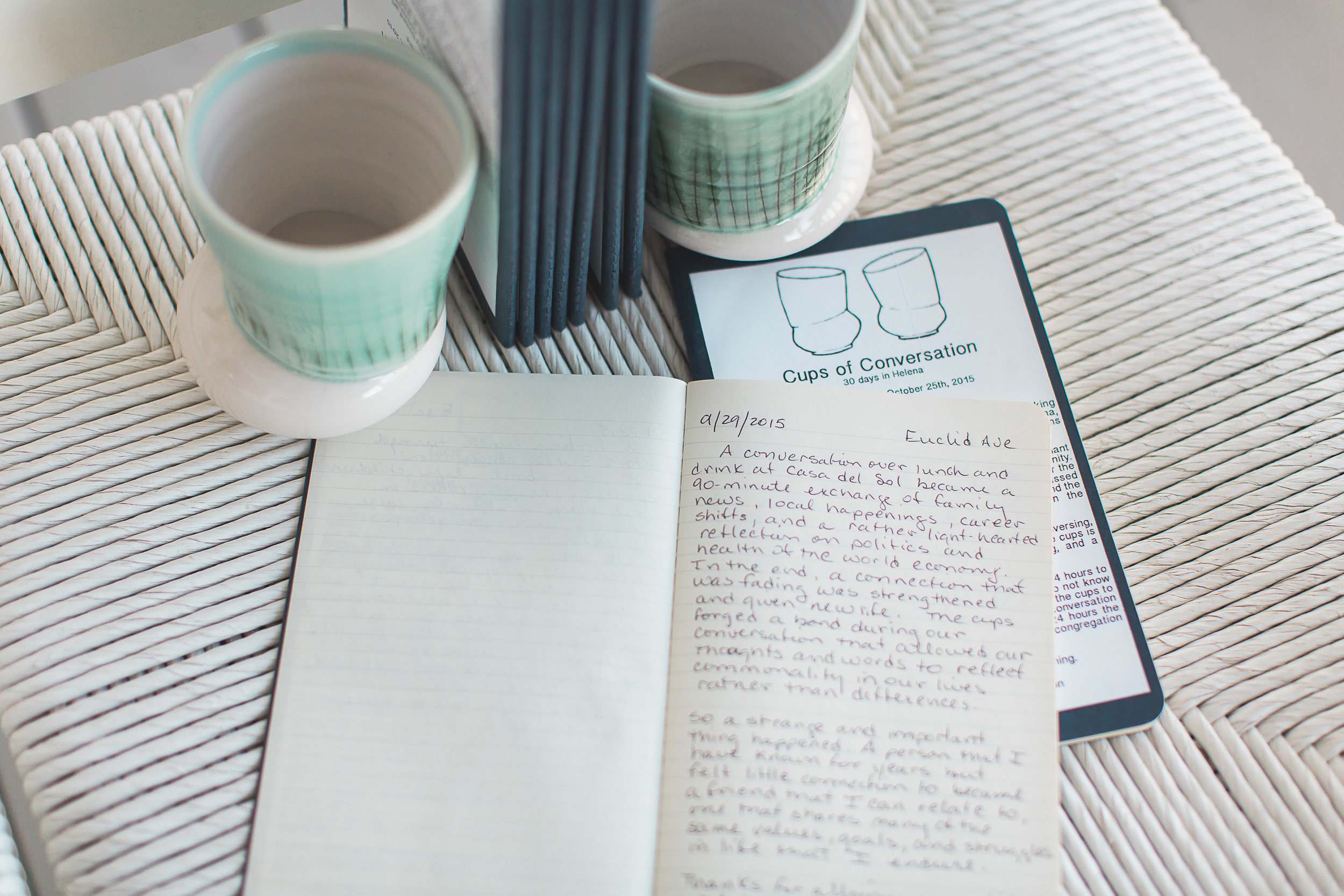 Cups of Conversation, Helena, MT (cups and journal).jpg